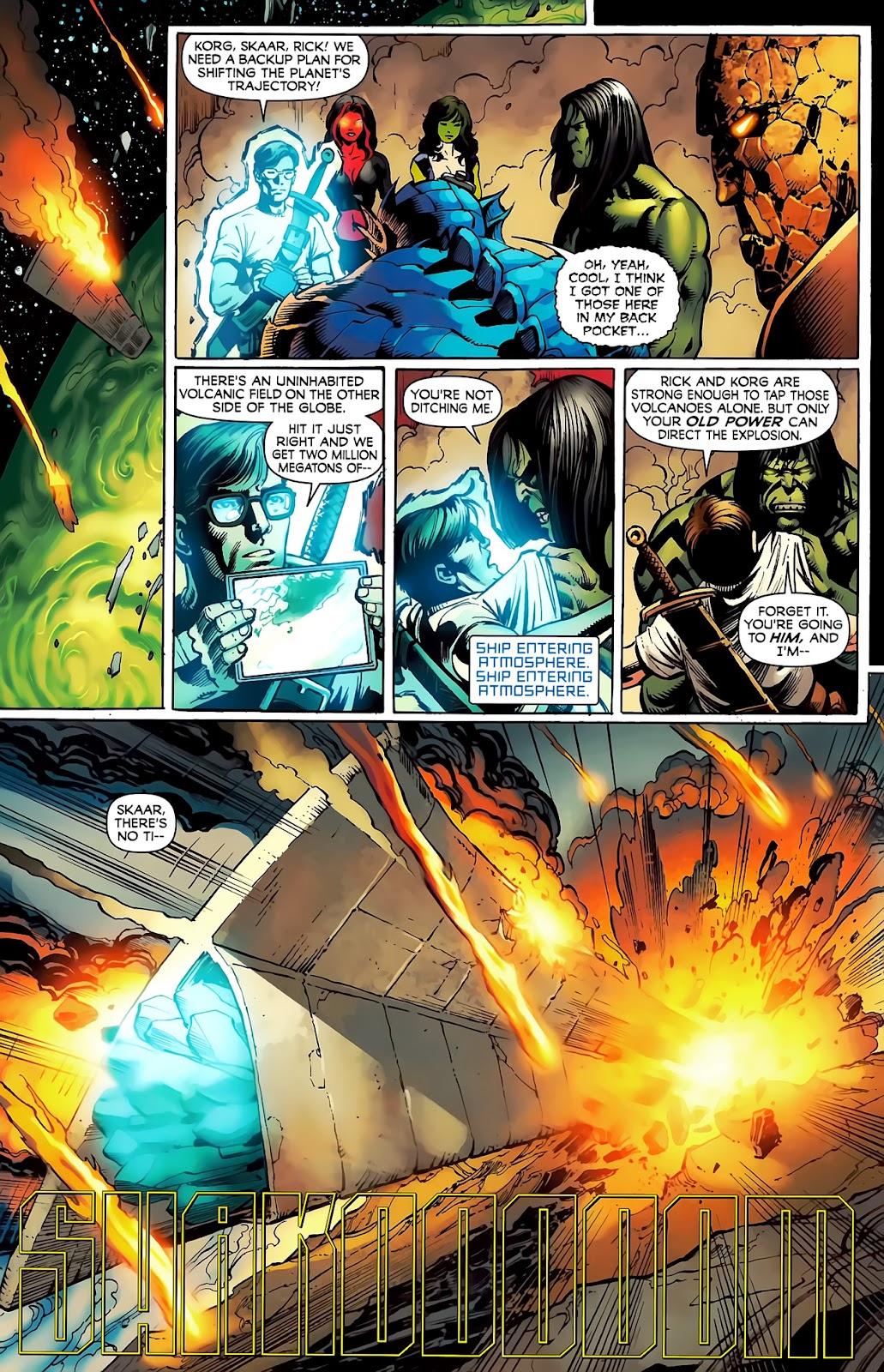Incredible Hulks (2010) Issue #615 #5 - English 15