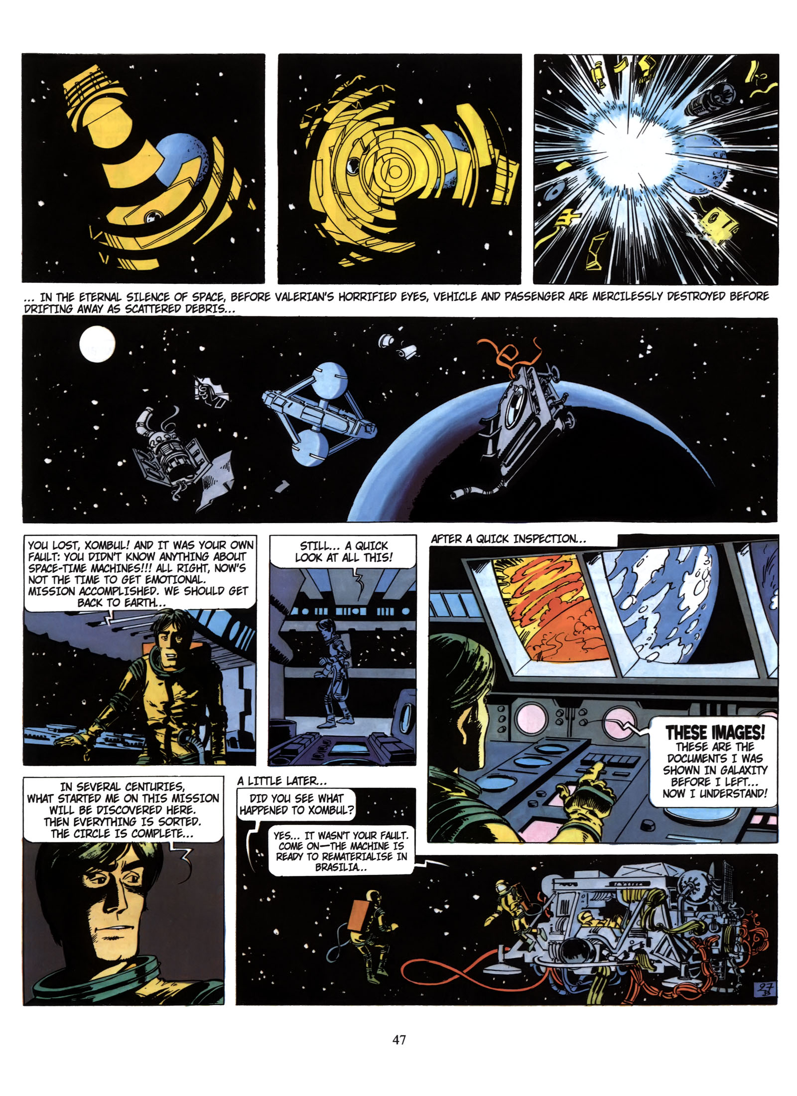 Valerian and Laureline #1 #23 - English 53