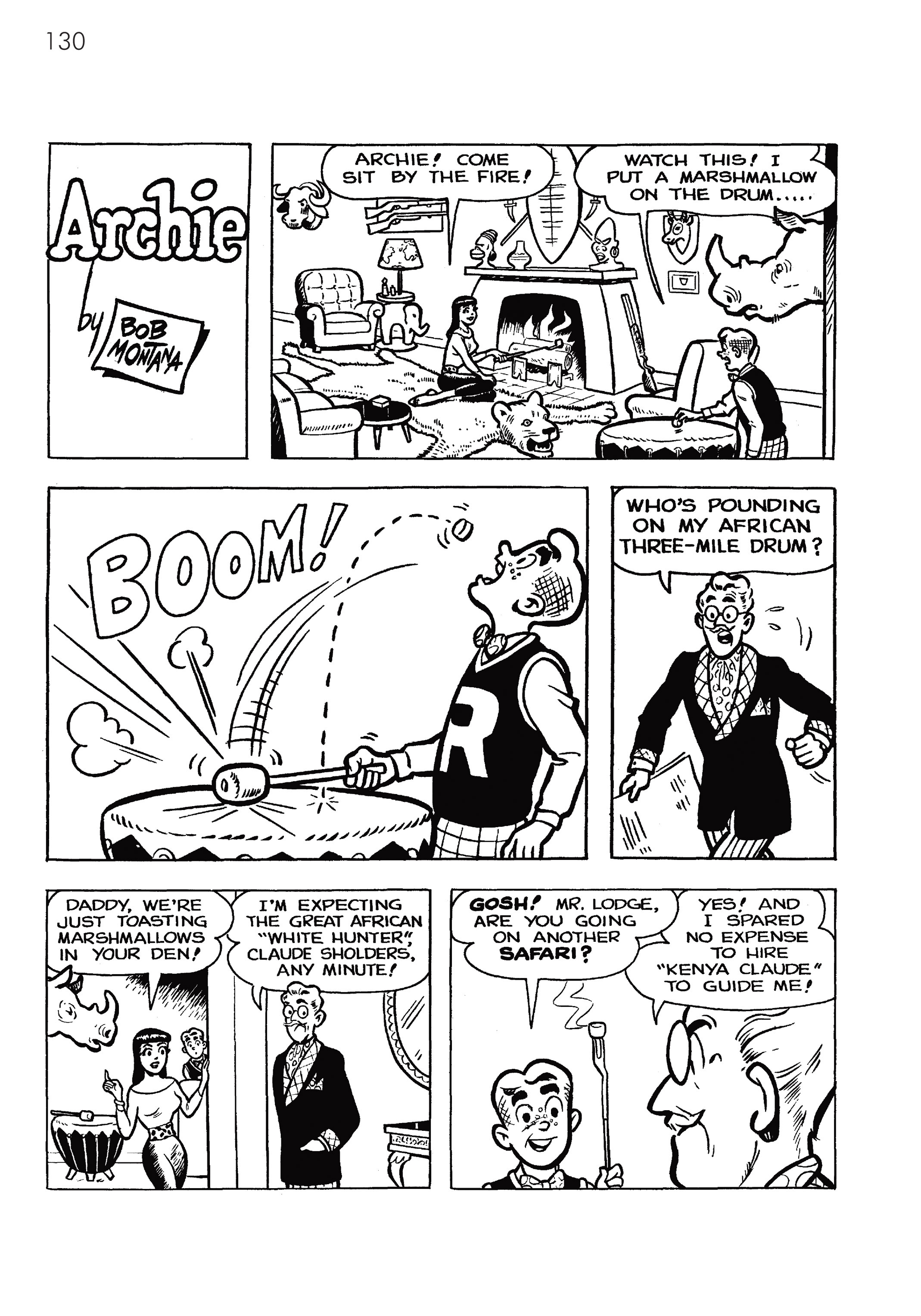 Read online The Best of Archie Comics comic -  Issue # TPB 4 (Part 1) - 131
