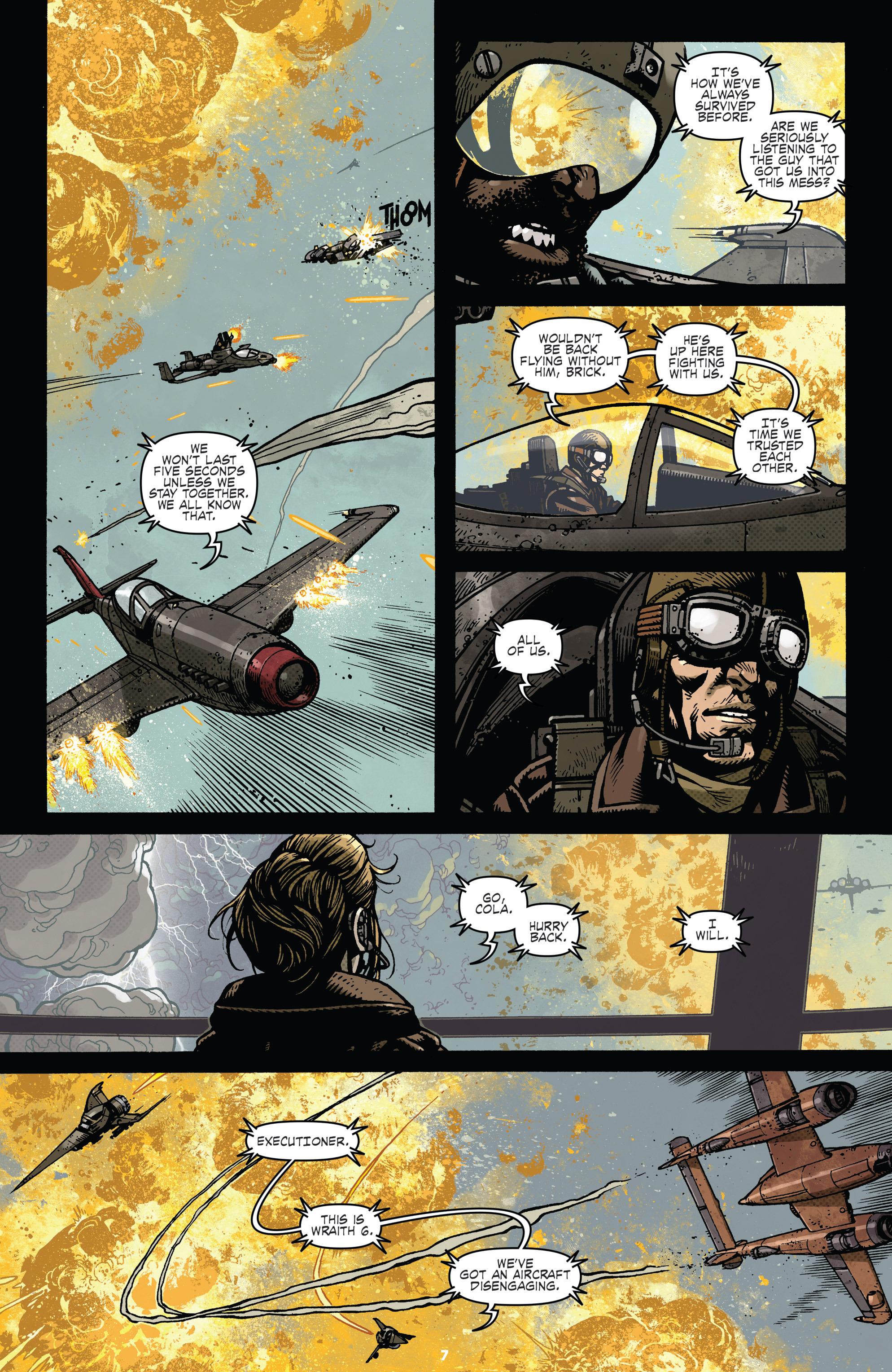 Wild Blue Yonder 5 Page 7