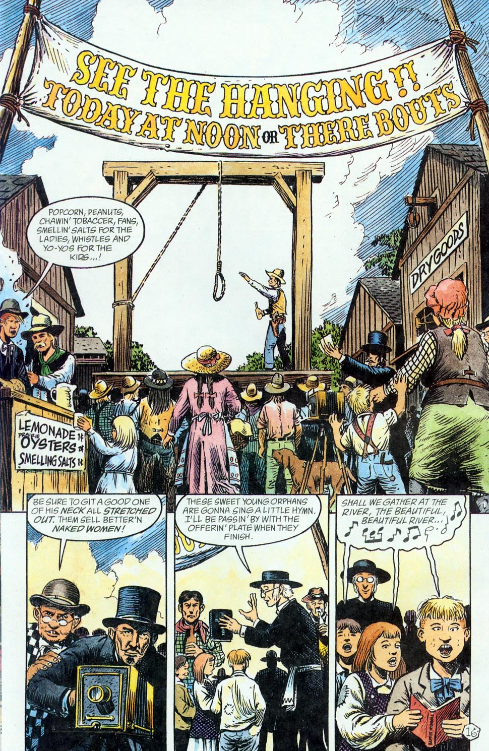Jonah Hex: Two-Gun Mojo Issue #2 #2 - English 18