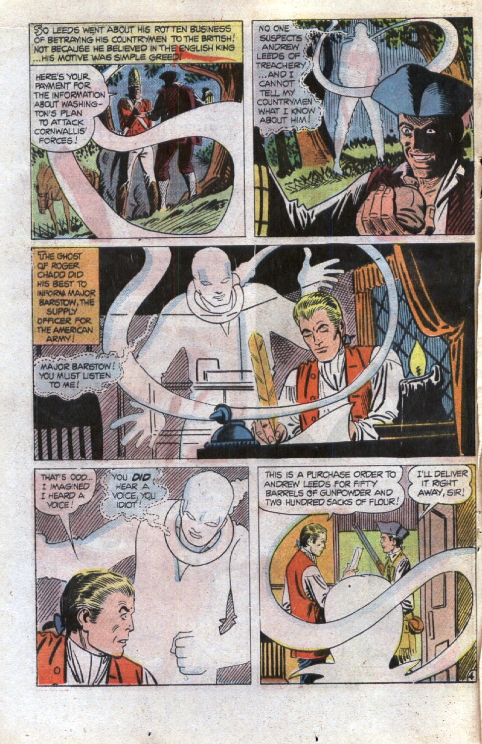 Read online Scary Tales comic -  Issue #32 - 16