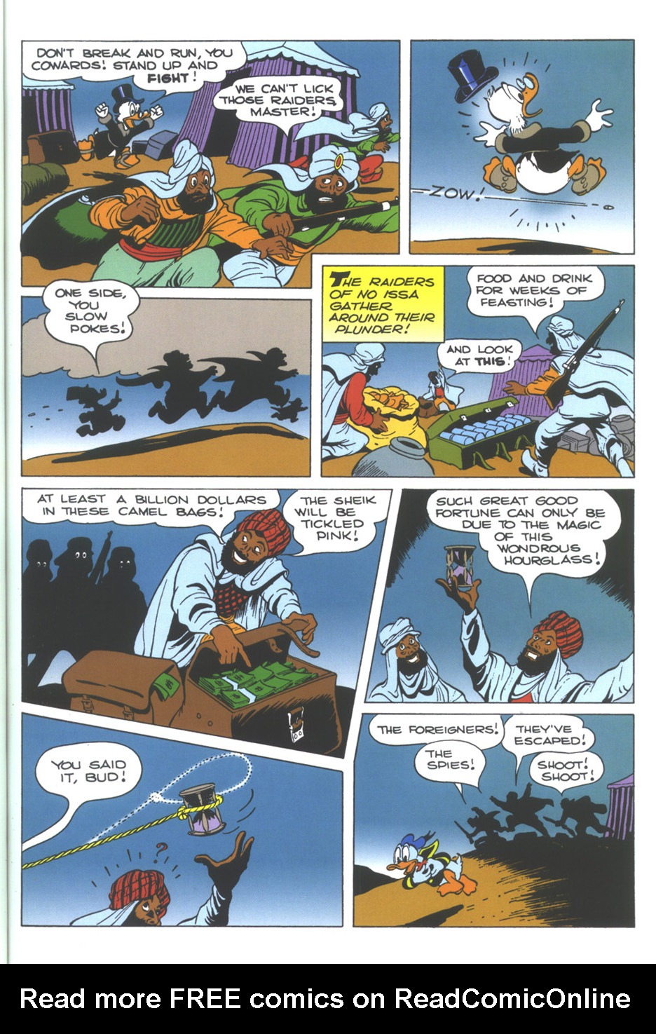 Uncle Scrooge (1953) Issue #341 #341 - English 27