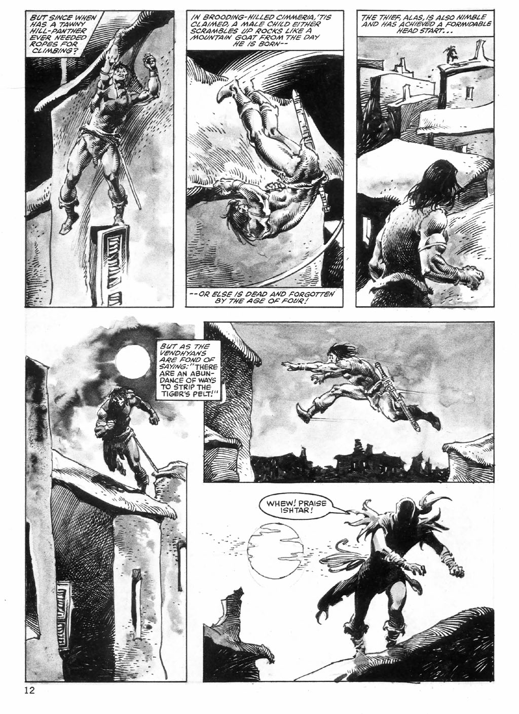 The Savage Sword Of Conan Issue #98 #99 - English 12