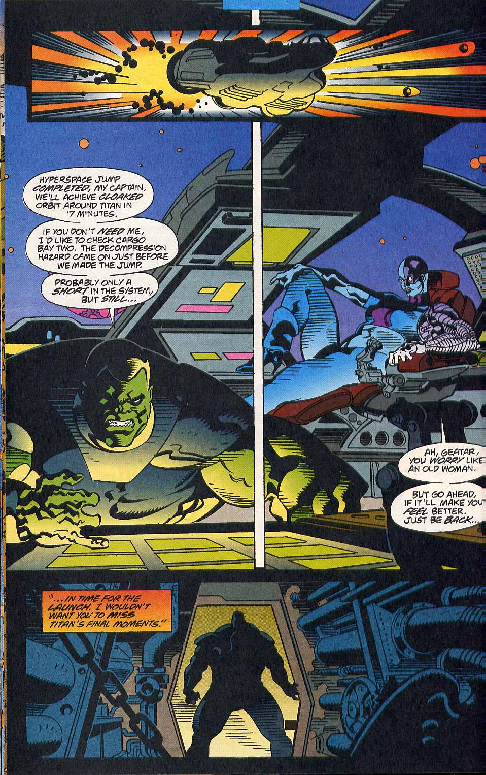 Read online Secret Defenders comic -  Issue #10 - 13