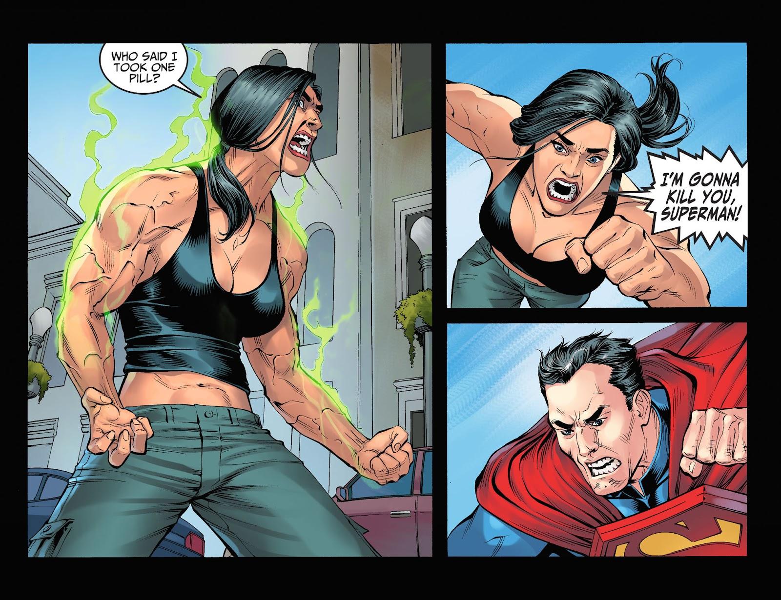 Injustice: Gods Among Us Year Four Issue #3 #4 - English 21
