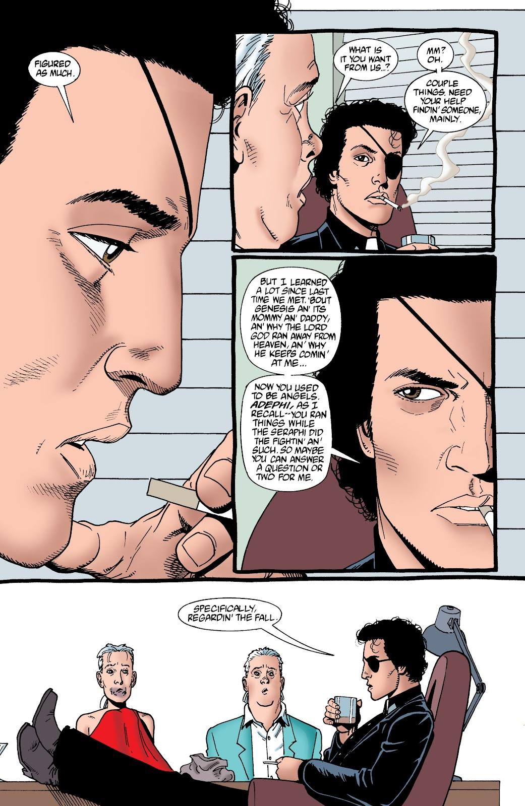 Preacher Issue #59 #68 - English 11