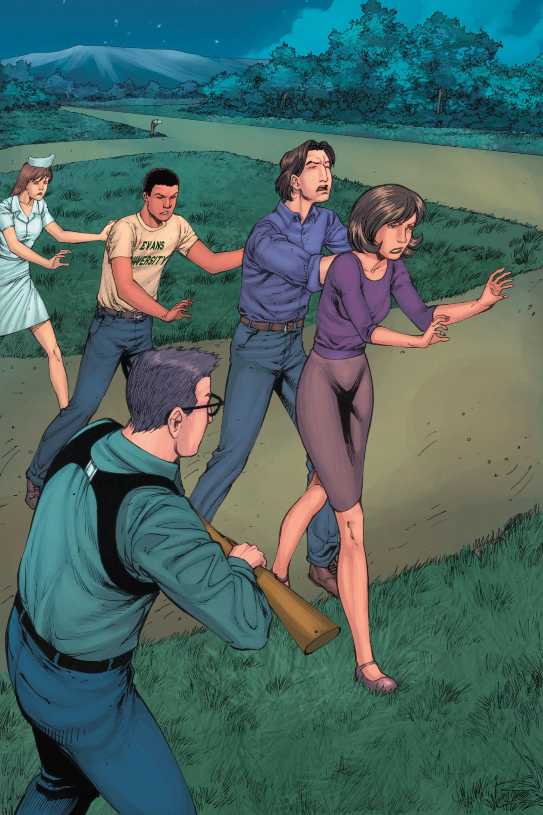 Read online Z-Men comic -  Issue #3 - 136