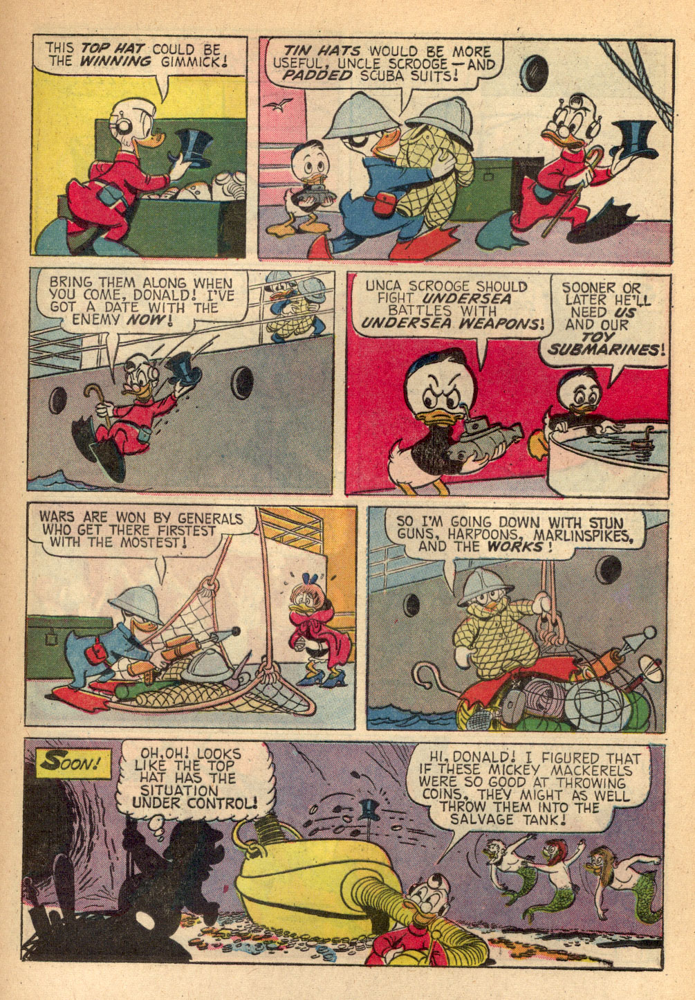 Uncle Scrooge (1953) Issue #68 #68 - English 13
