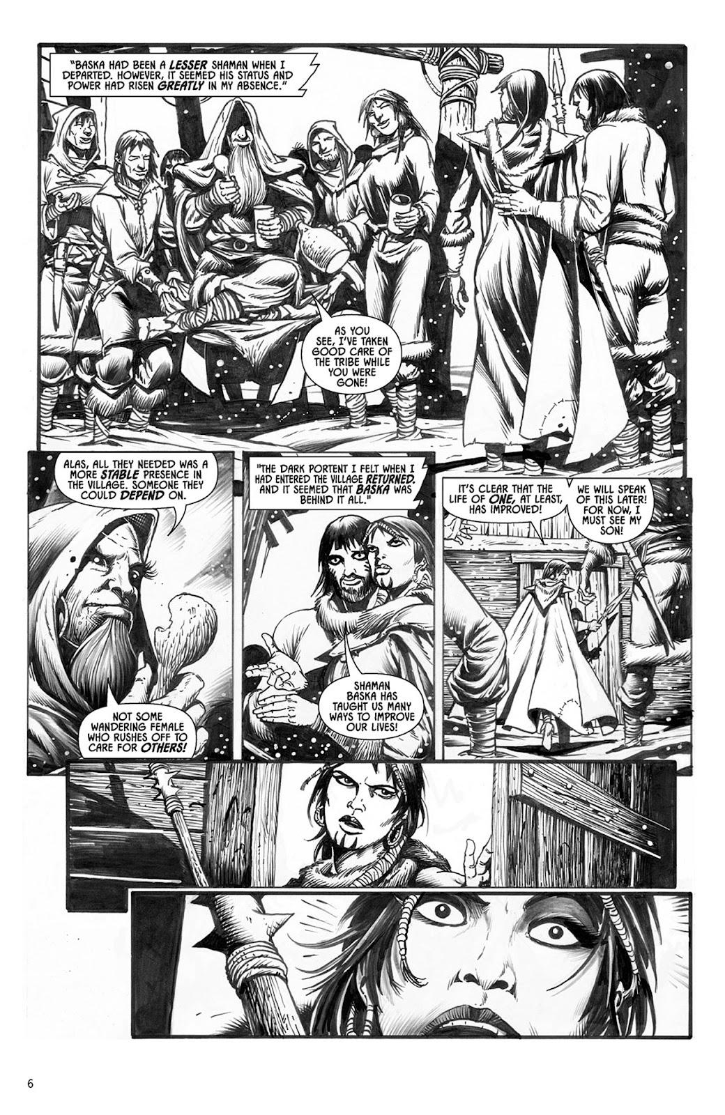 Creepy (2009) Issue #5 #5 - English 8