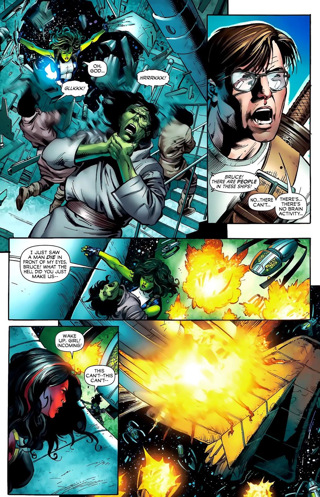 Incredible Hulks (2010) Issue #615 #5 - English 13