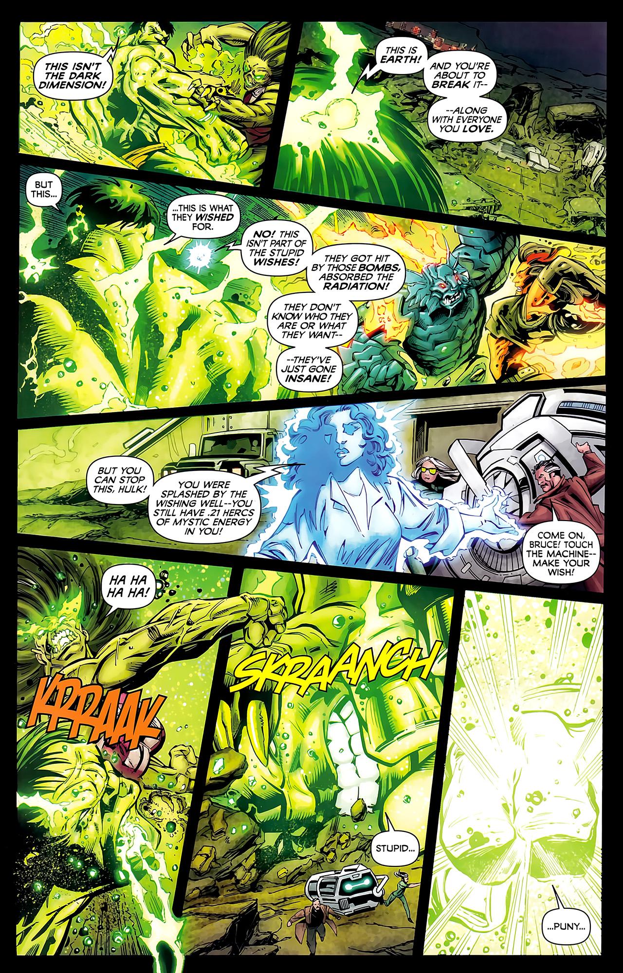 Incredible Hulks (2010) #635 #26 - English 20