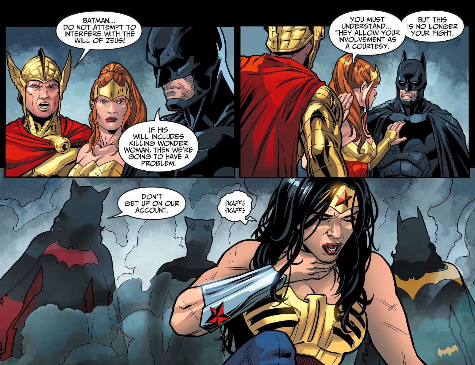 Injustice: Gods Among Us Year Four Issue #13 #14 - English 14
