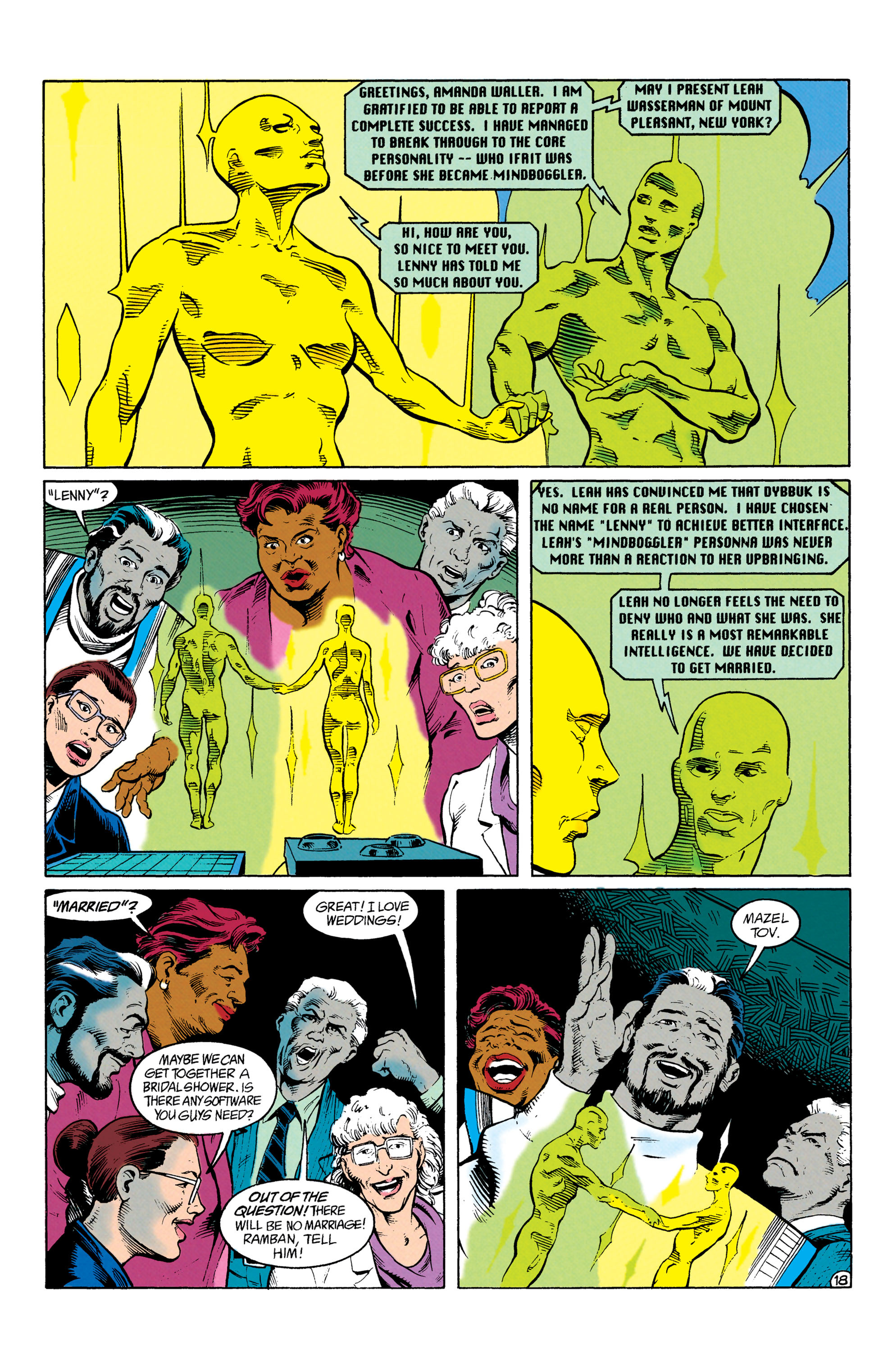 Read online Suicide Squad (1987) comic -  Issue #63 - 19