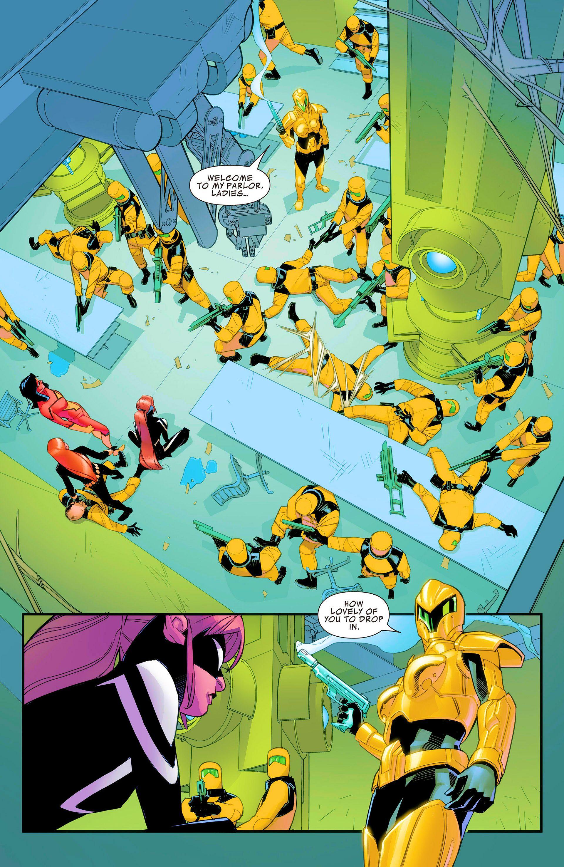 Read online Avengers Assemble (2012) comic -  Issue #21 - 17