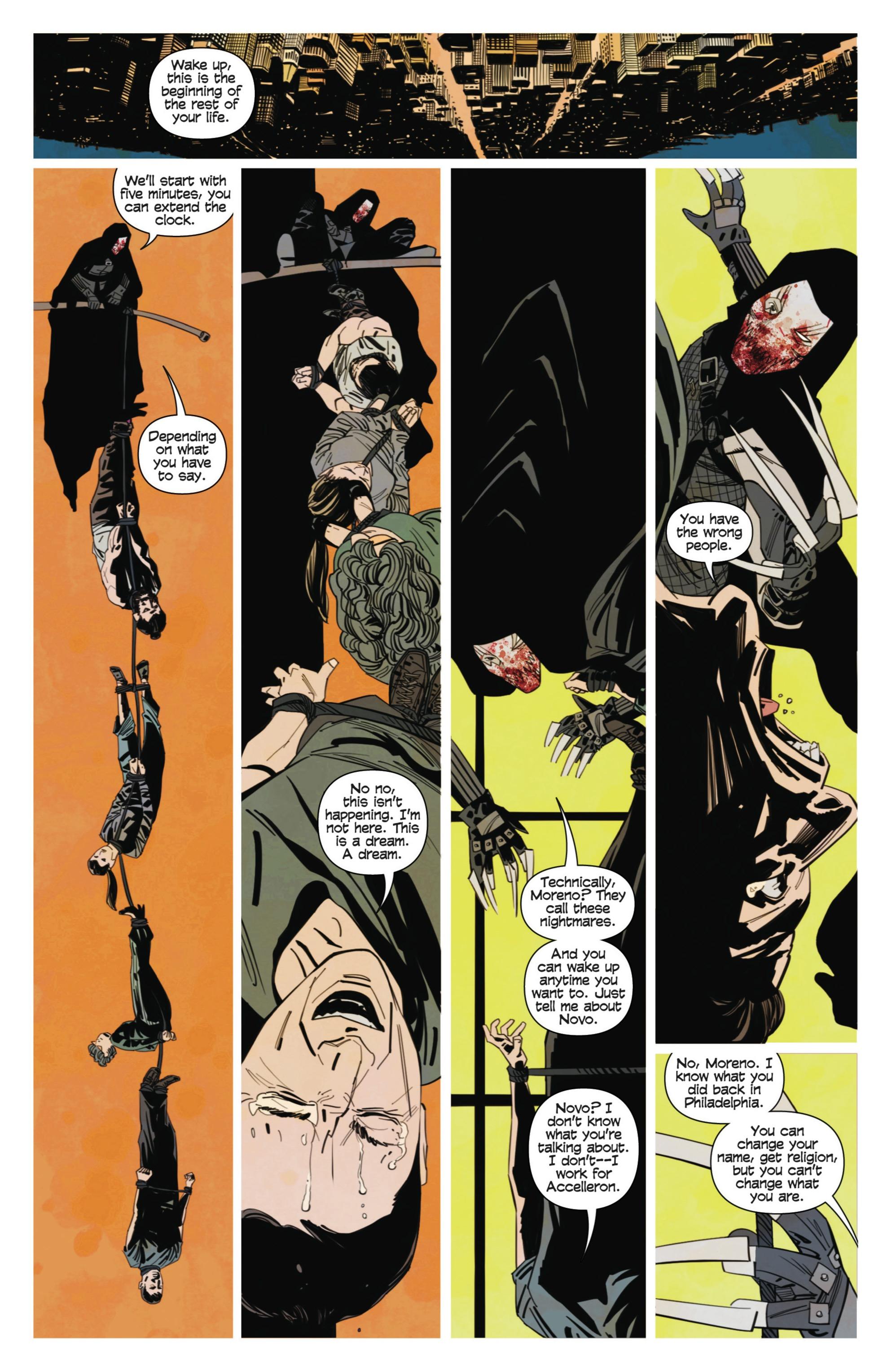 Read online Demonic comic -  Issue #3 - 21
