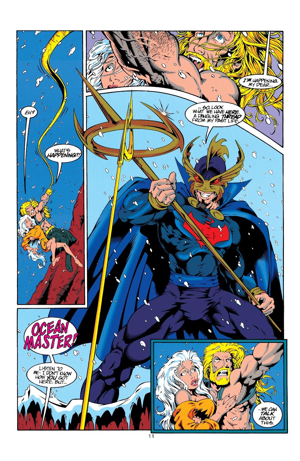 Aquaman (1994) Issue #19 #25 - English 11