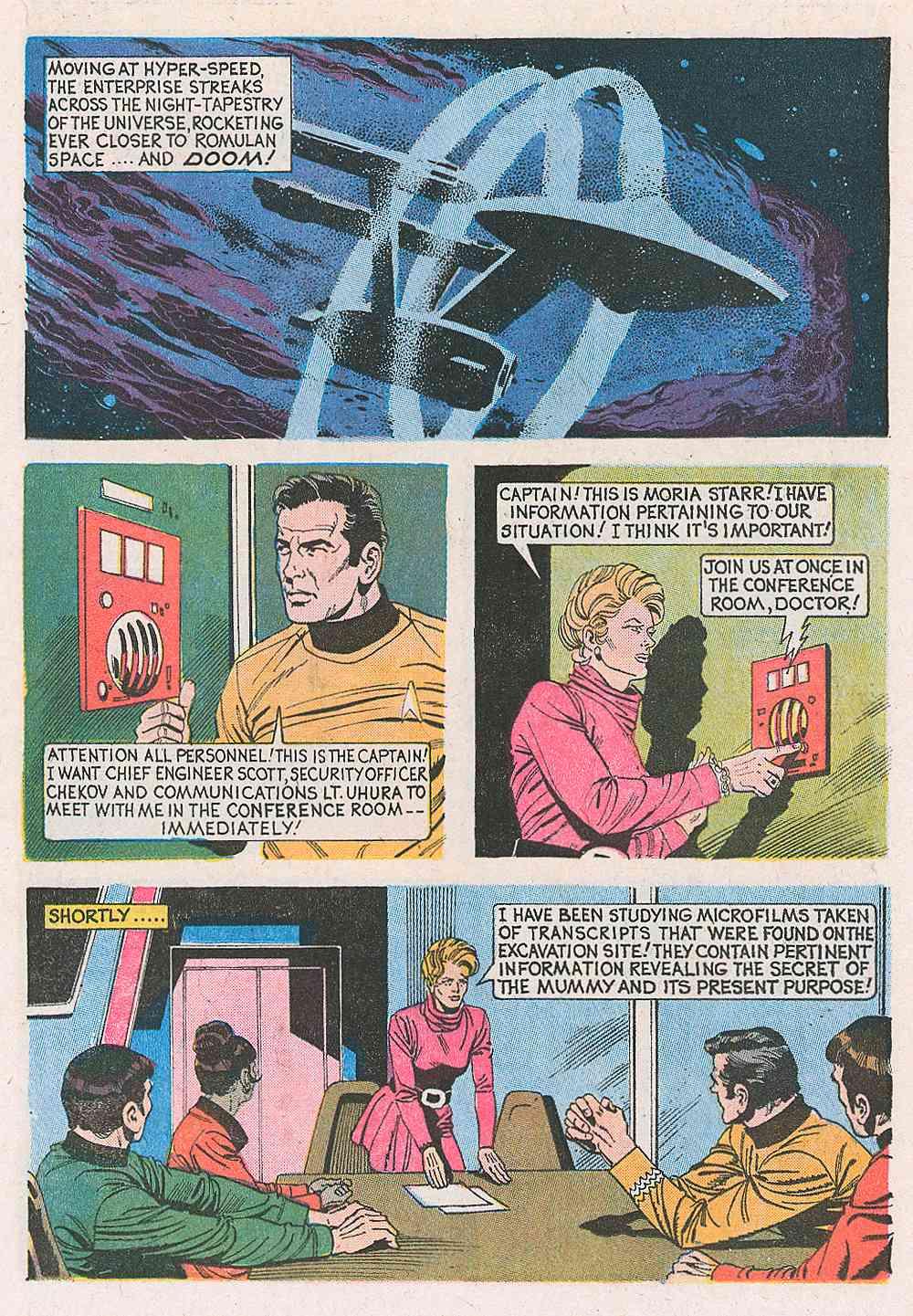 Star Trek (1967) Issue #21 #21 - English 17