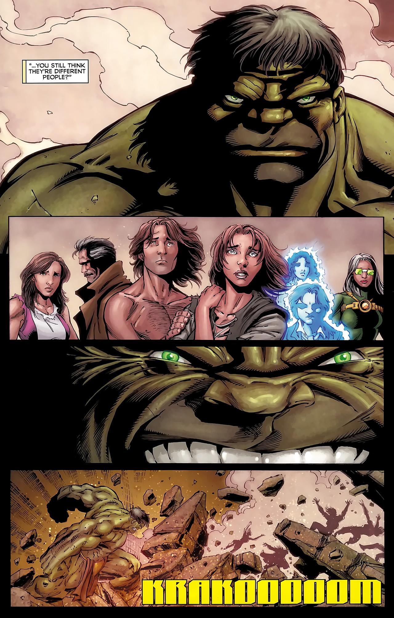 Incredible Hulks (2010) #635 #26 - English 24