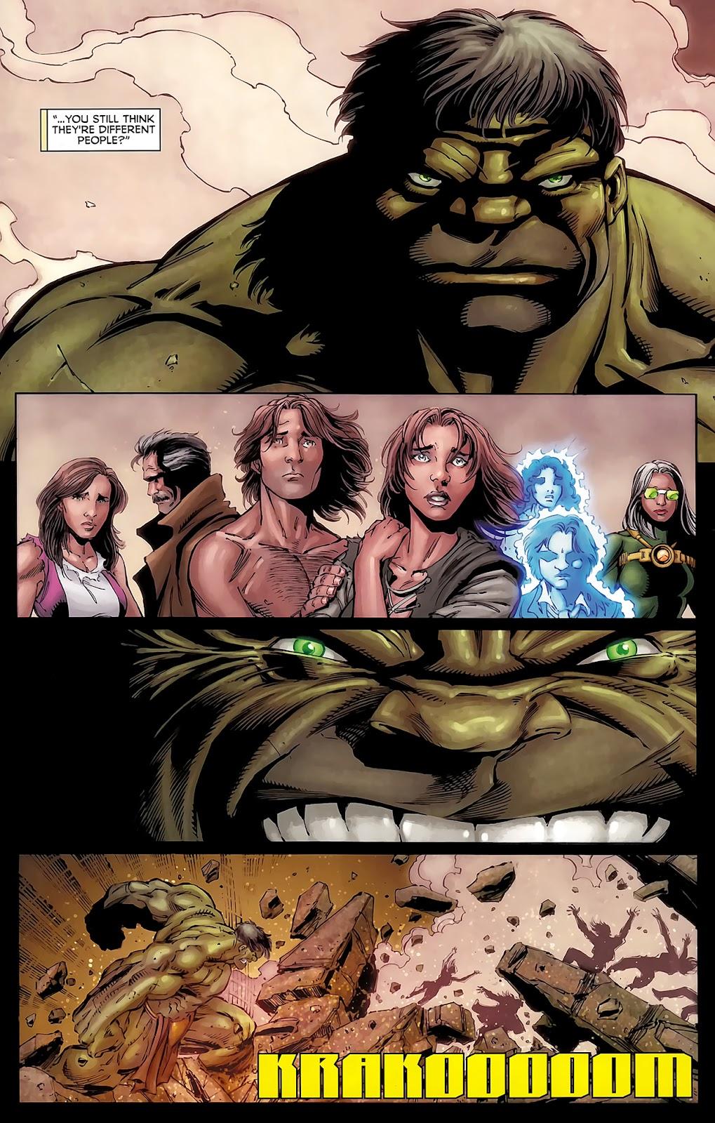 Incredible Hulks (2010) Issue #635 #25 - English 24