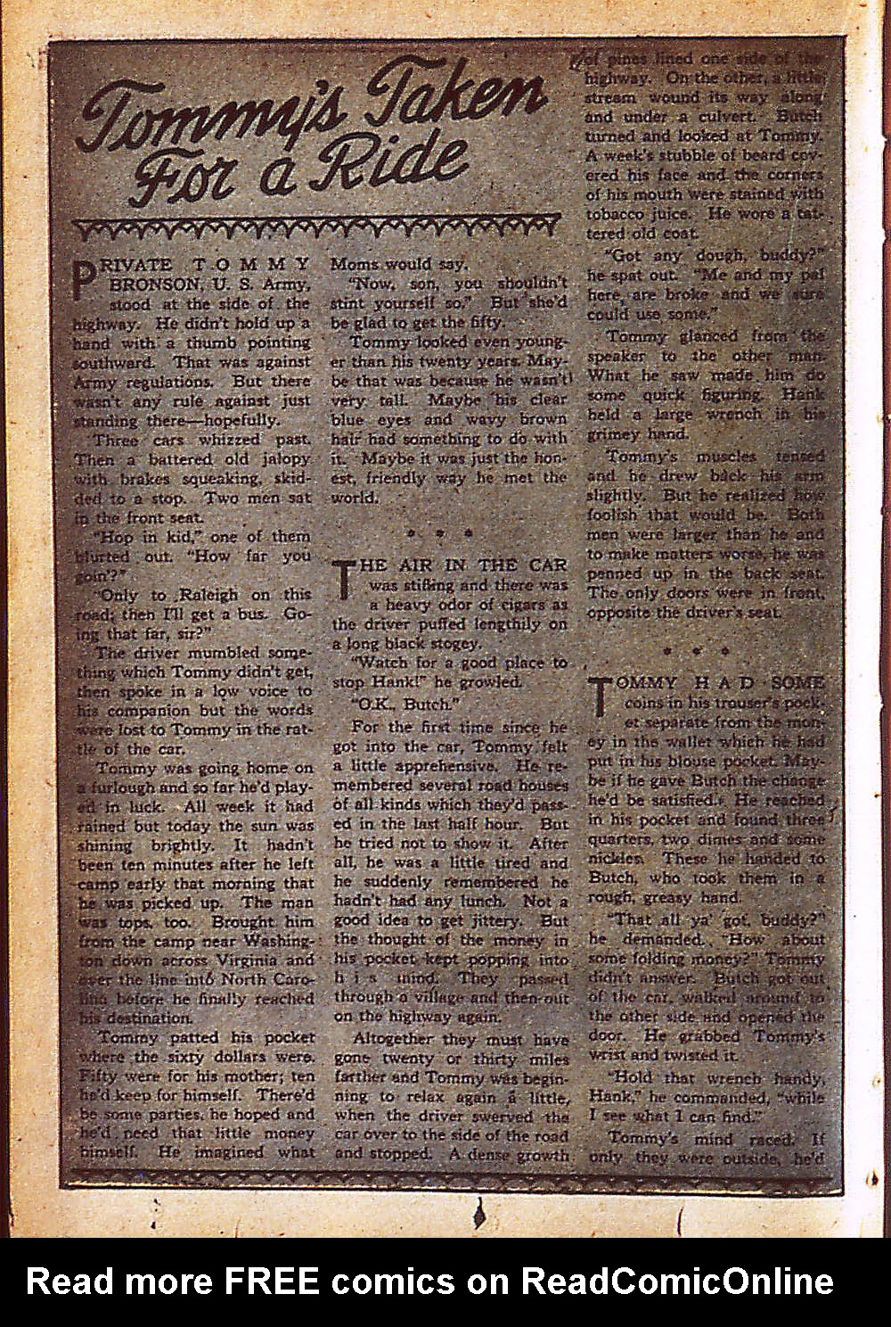 Sub-Mariner Comics Issue #8 #8 - English 43