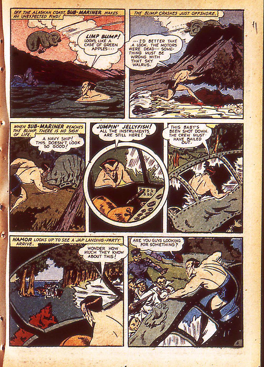 Sub-Mariner Comics Issue #8 #8 - English 26