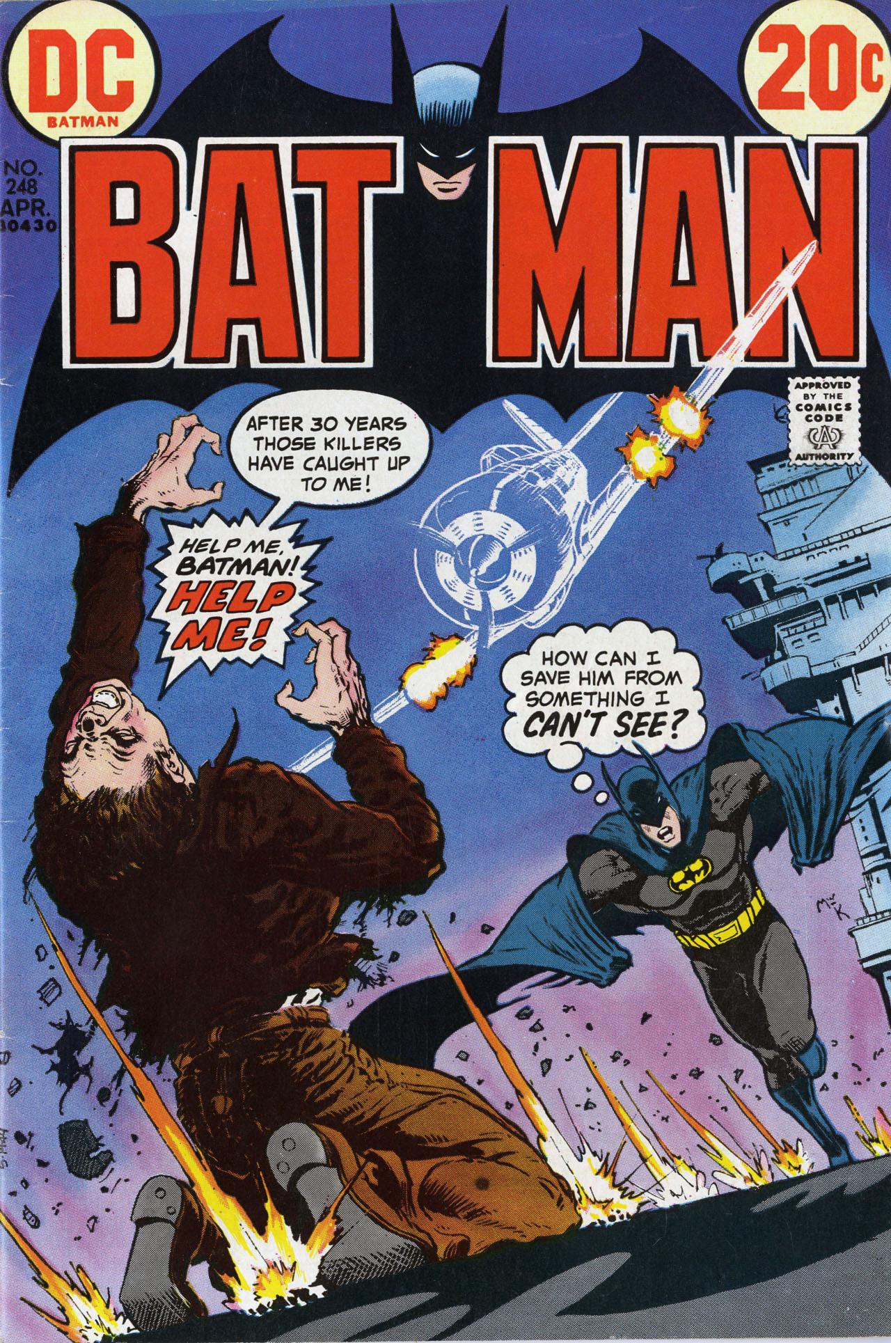 Batman (1940) 248 Page 1