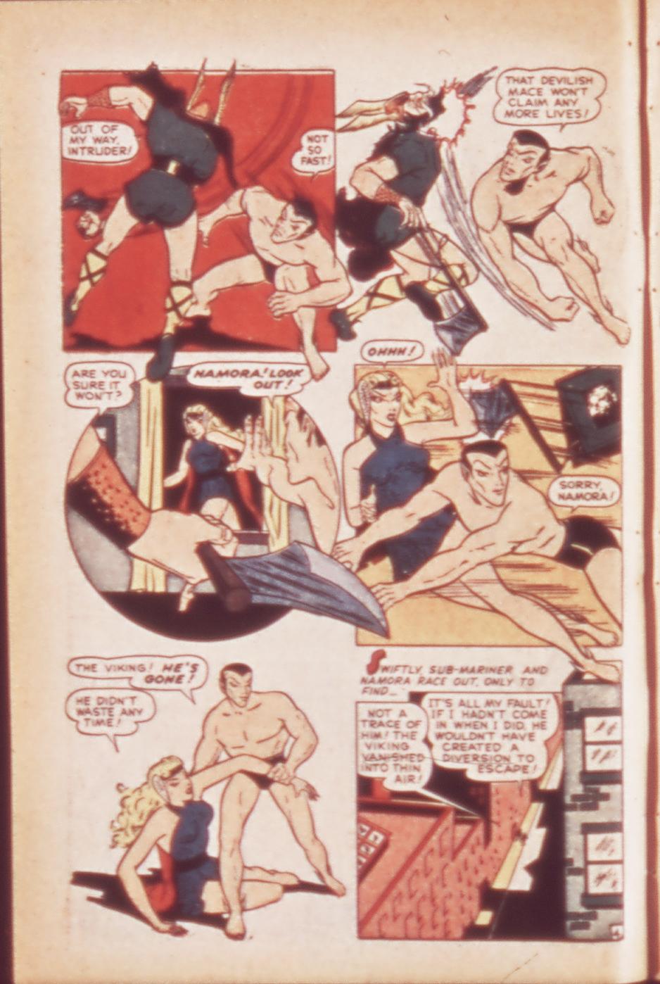 Sub-Mariner Comics #24 #24 - English 6