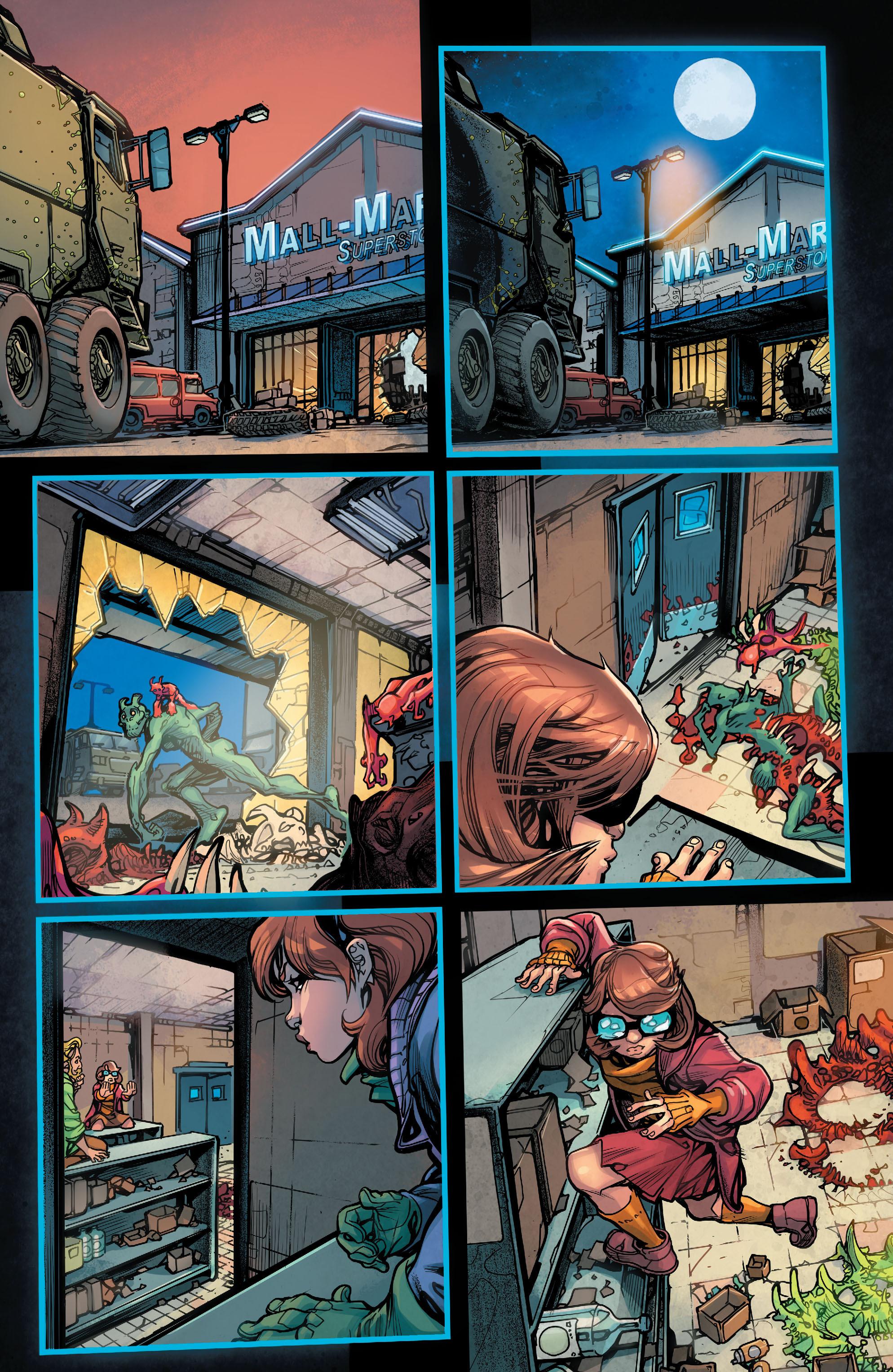 Read online Scooby Apocalypse comic -  Issue #5 - 20