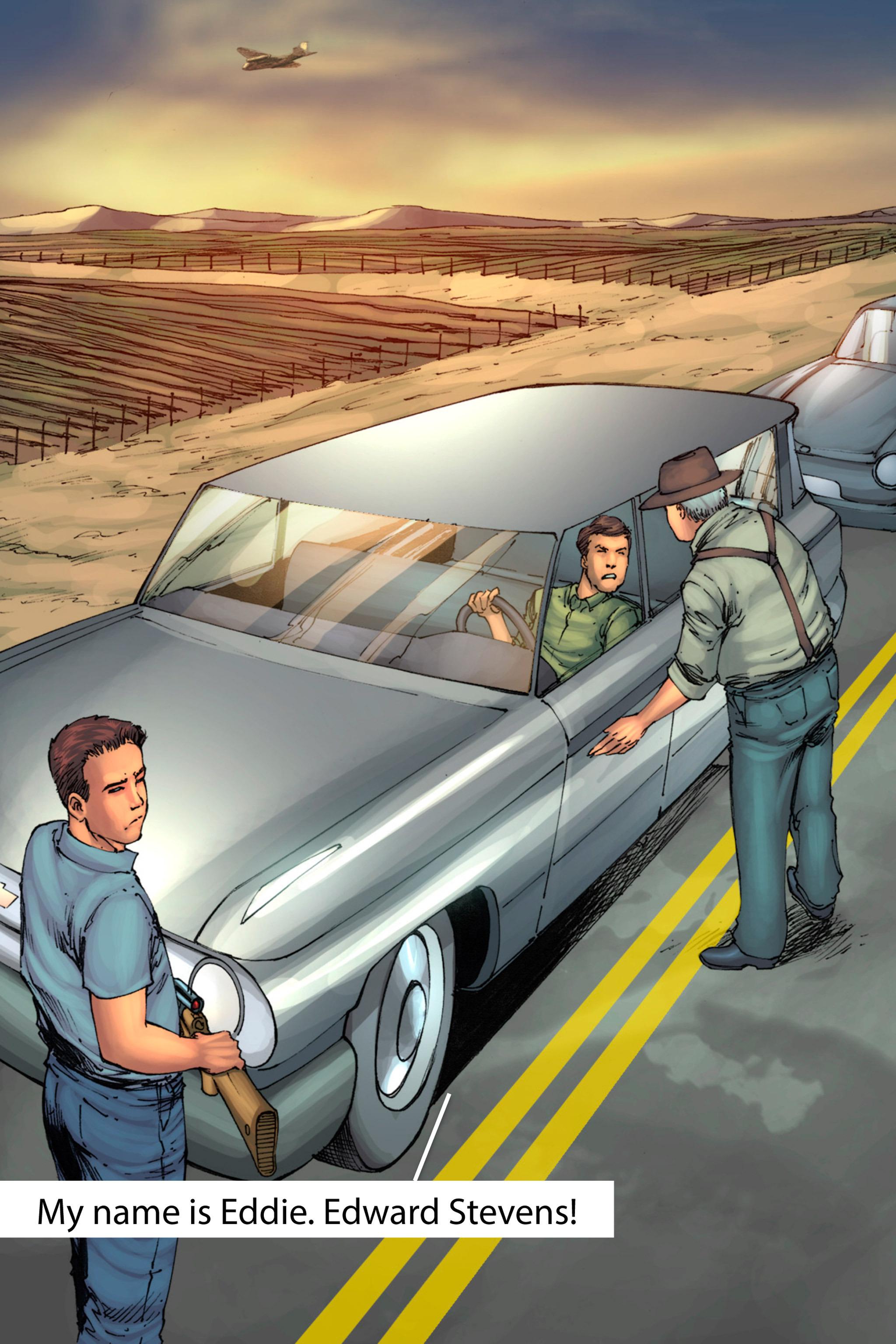 Read online Z-Men comic -  Issue #1 - 5