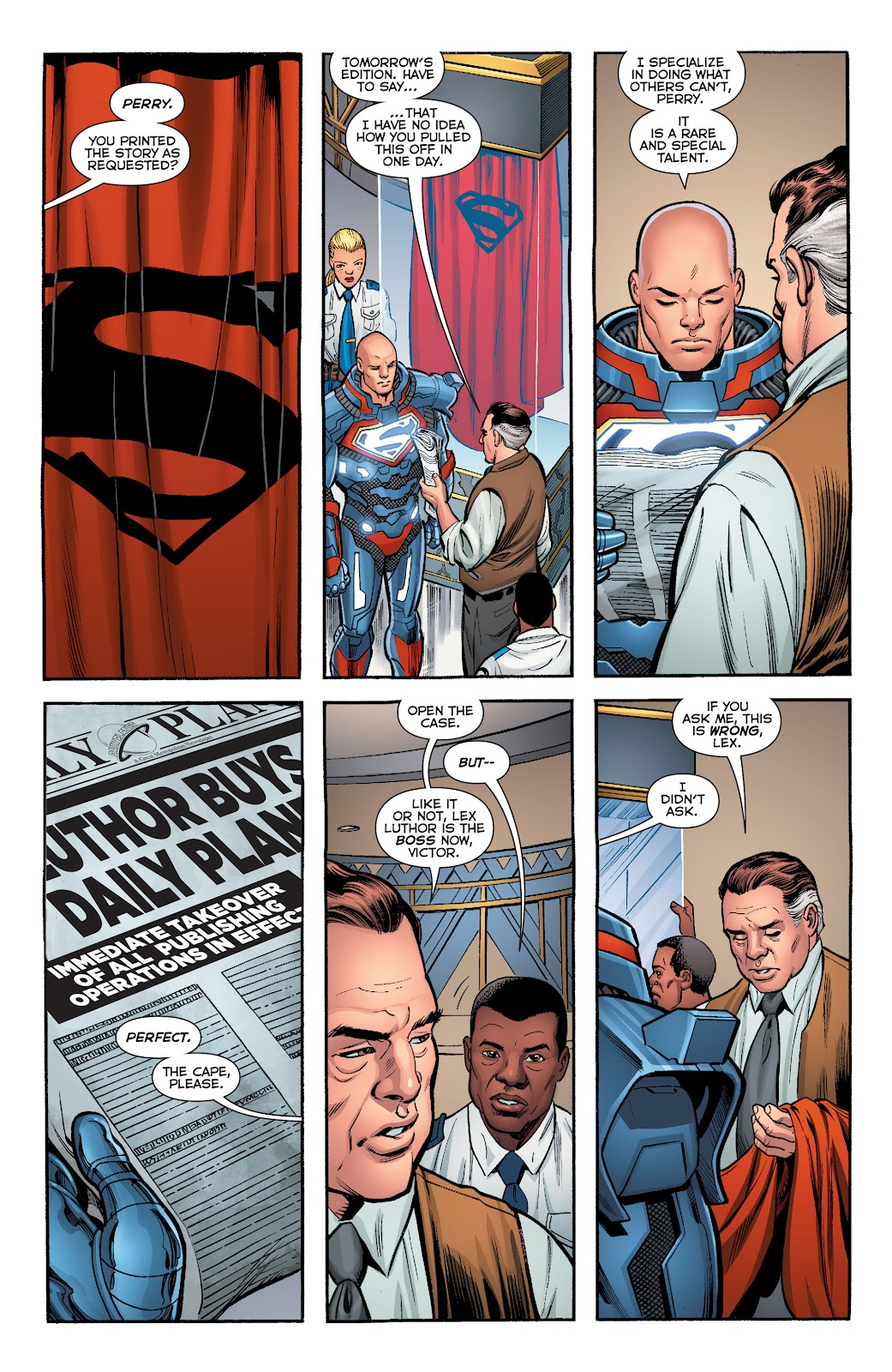 Justice League (2011) Issue #52 #62 - English 20