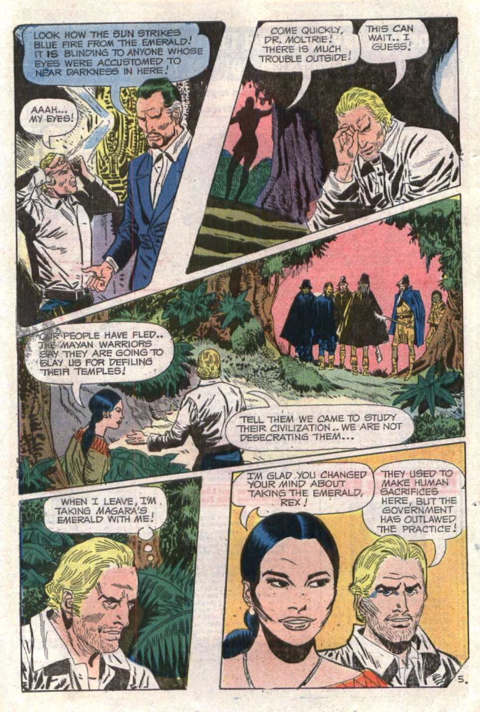 Read online Scary Tales comic -  Issue #23 - 18