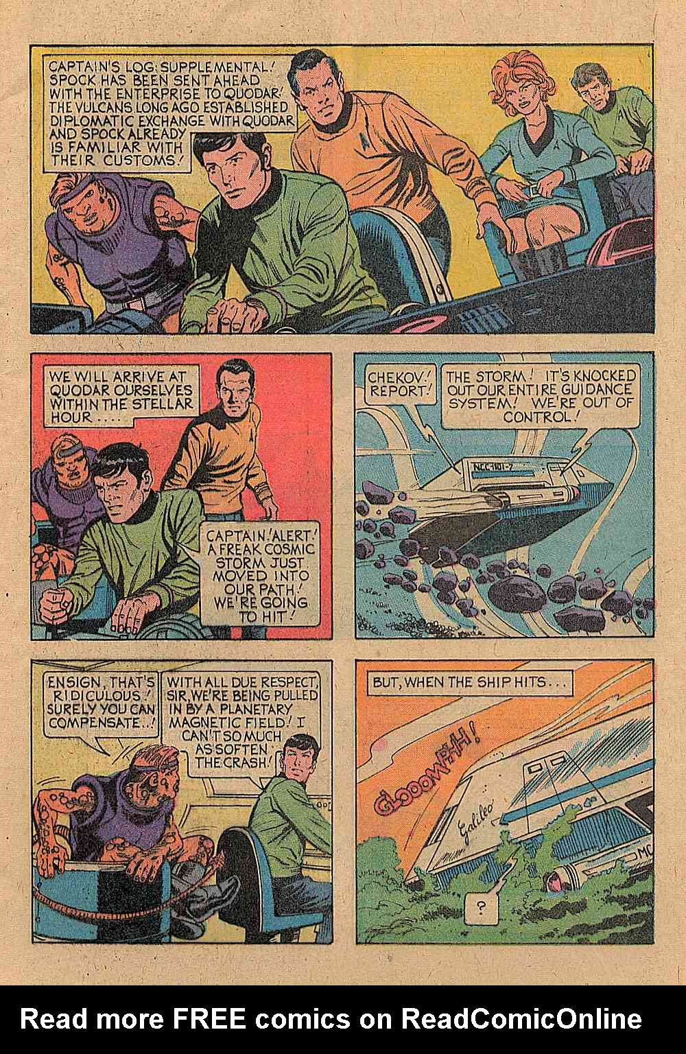 Star Trek (1967) Issue #31 #31 - English 4