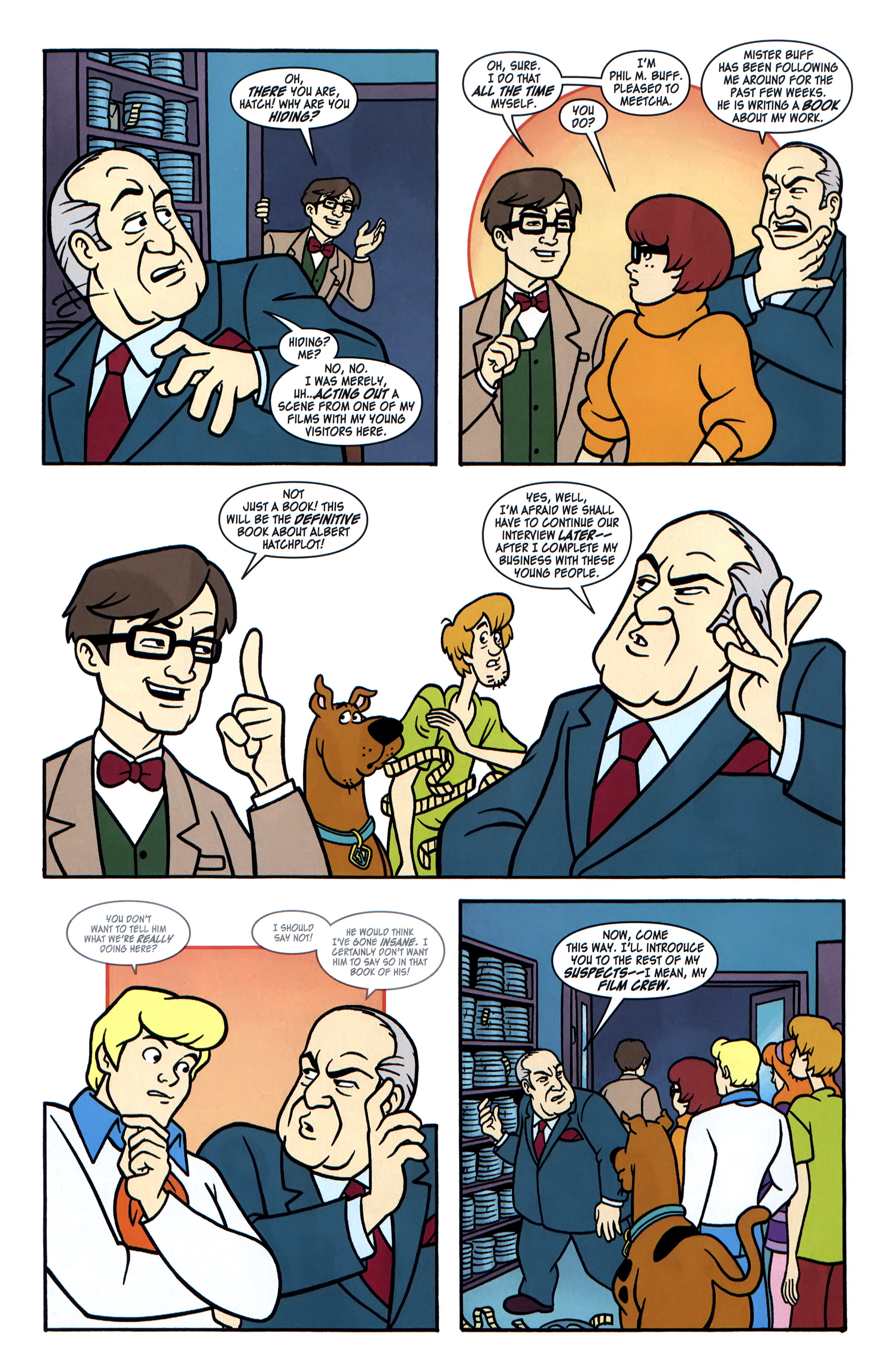 Read online Scooby-Doo: Where Are You? comic -  Issue #32 - 8