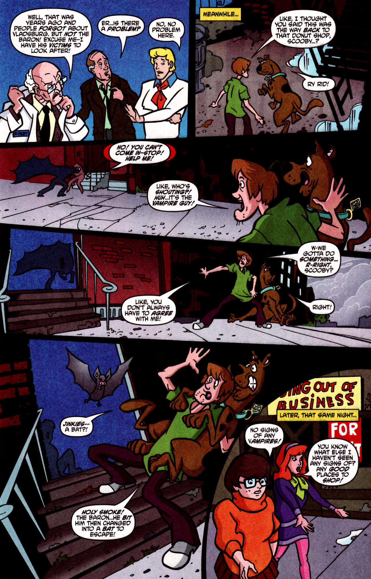 Read online Scooby-Doo (1997) comic -  Issue #128 - 18