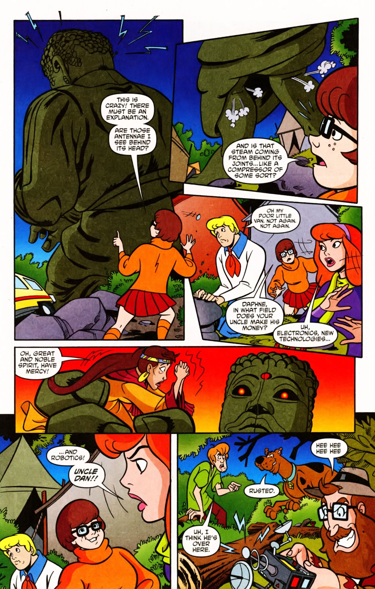 Read online Scooby-Doo (1997) comic -  Issue #152 - 20