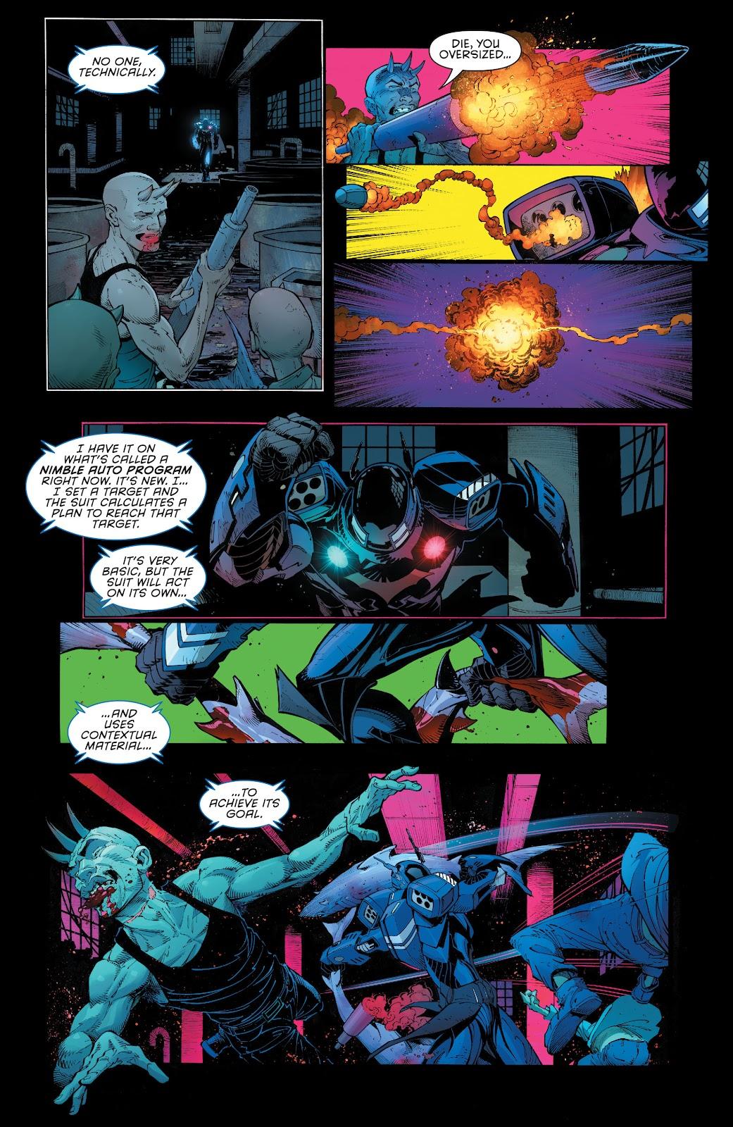 Batman (2011) Issue #45 #64 - English 9