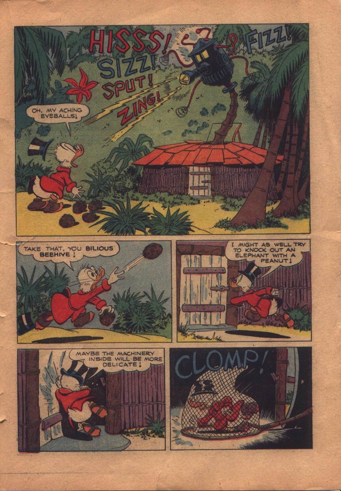 Uncle Scrooge (1953) Issue #8 #8 - English 21
