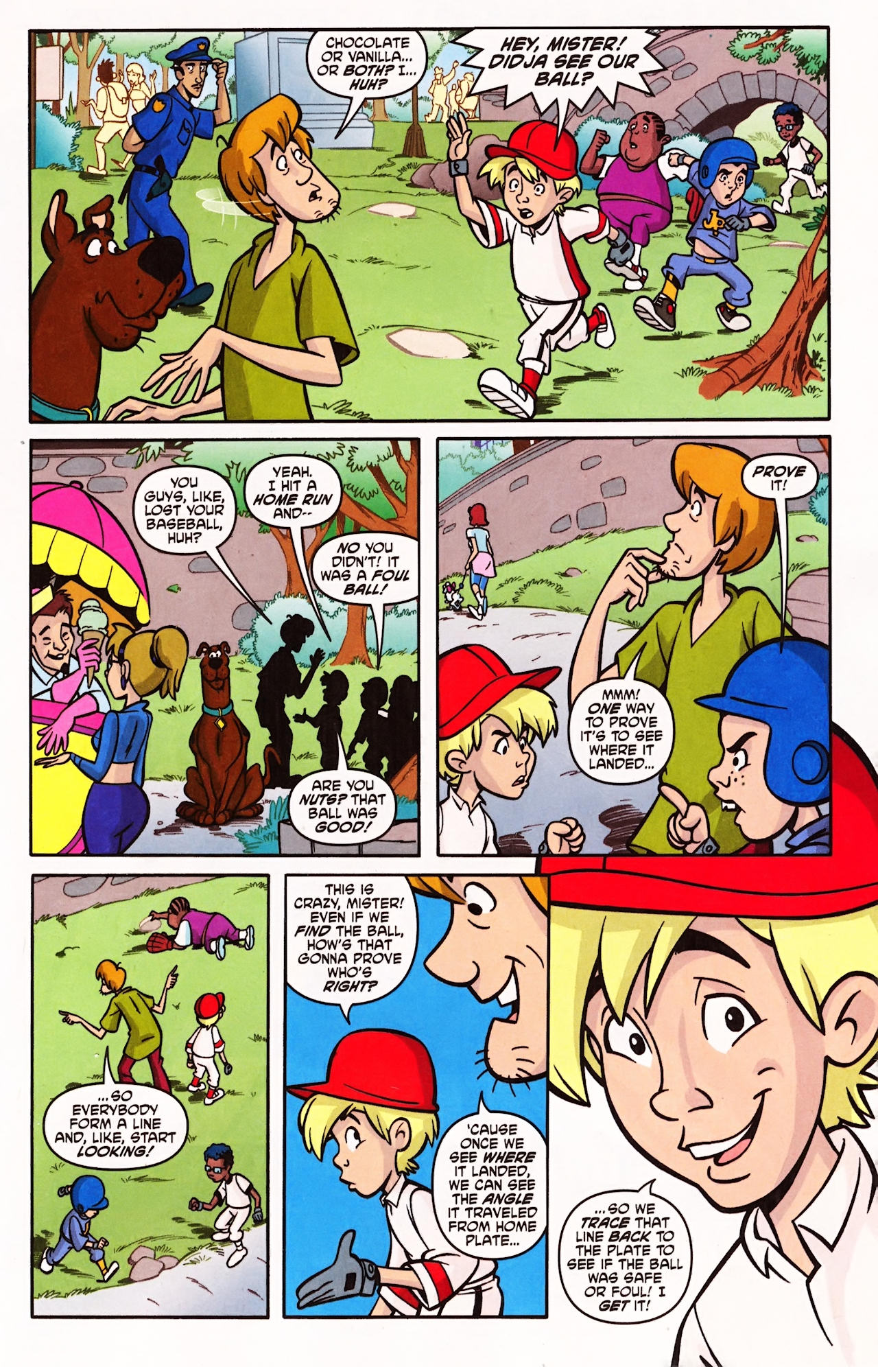 Read online Scooby-Doo (1997) comic -  Issue #143 - 14