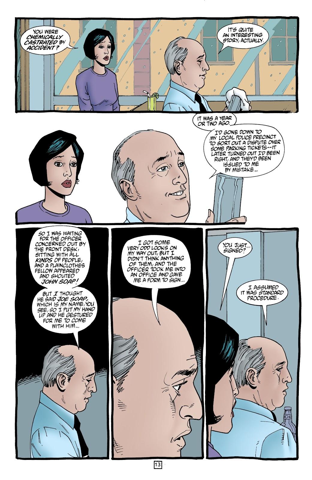Preacher Issue #54 #63 - English 14