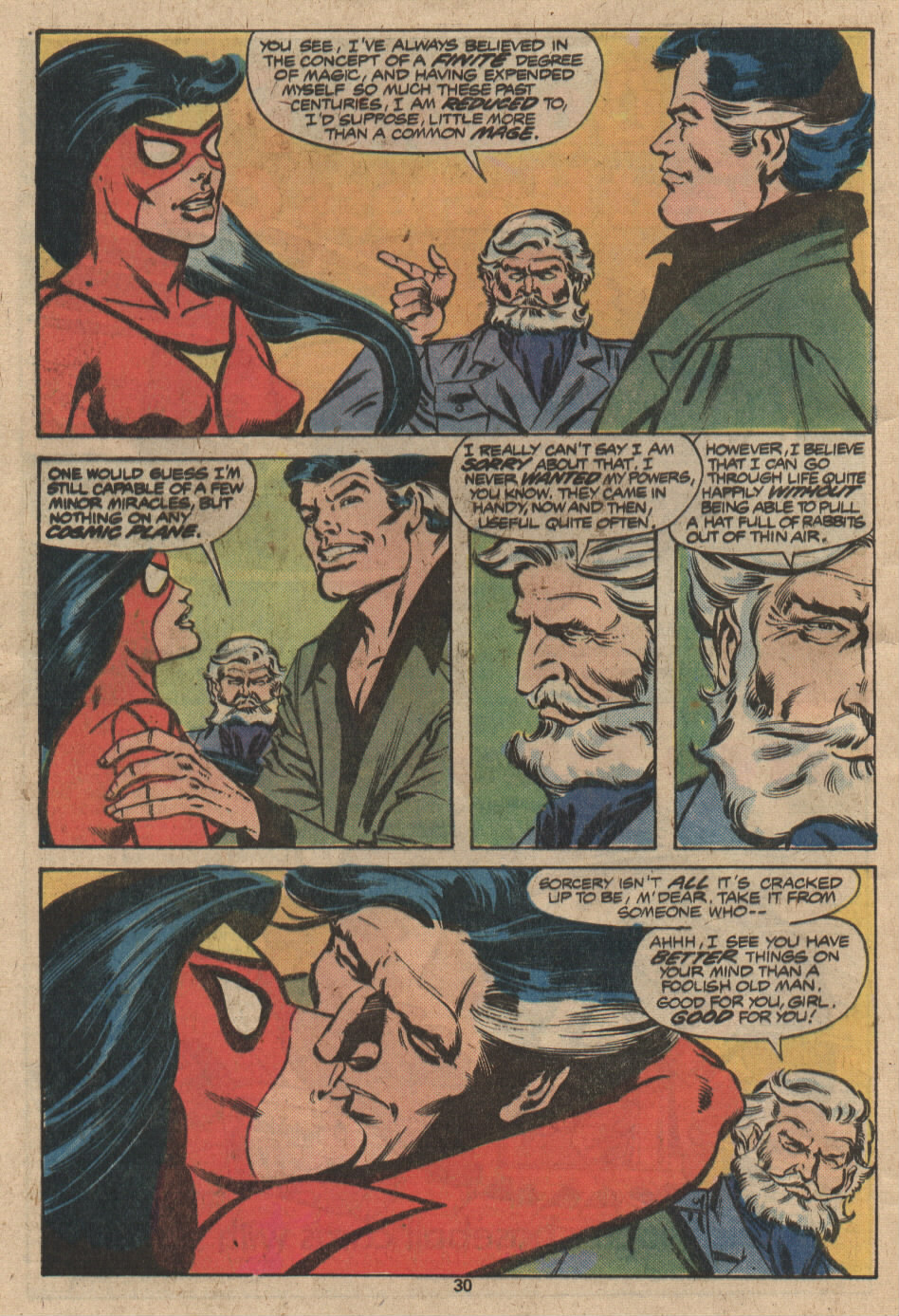 Spider-Woman (1978) Issue #6 #6 - English 17