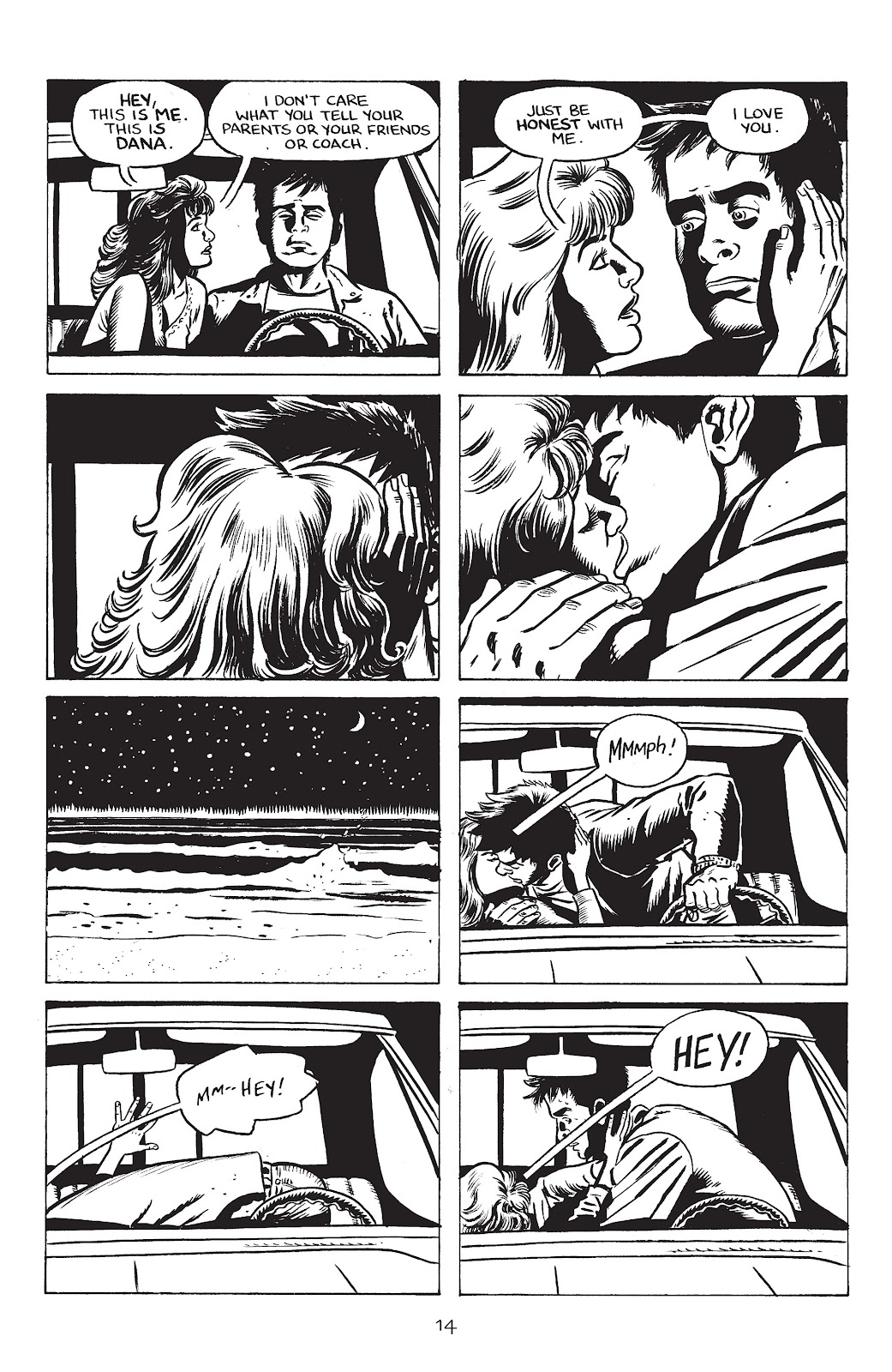 Stray Bullets Issue #34 #34 - English 16