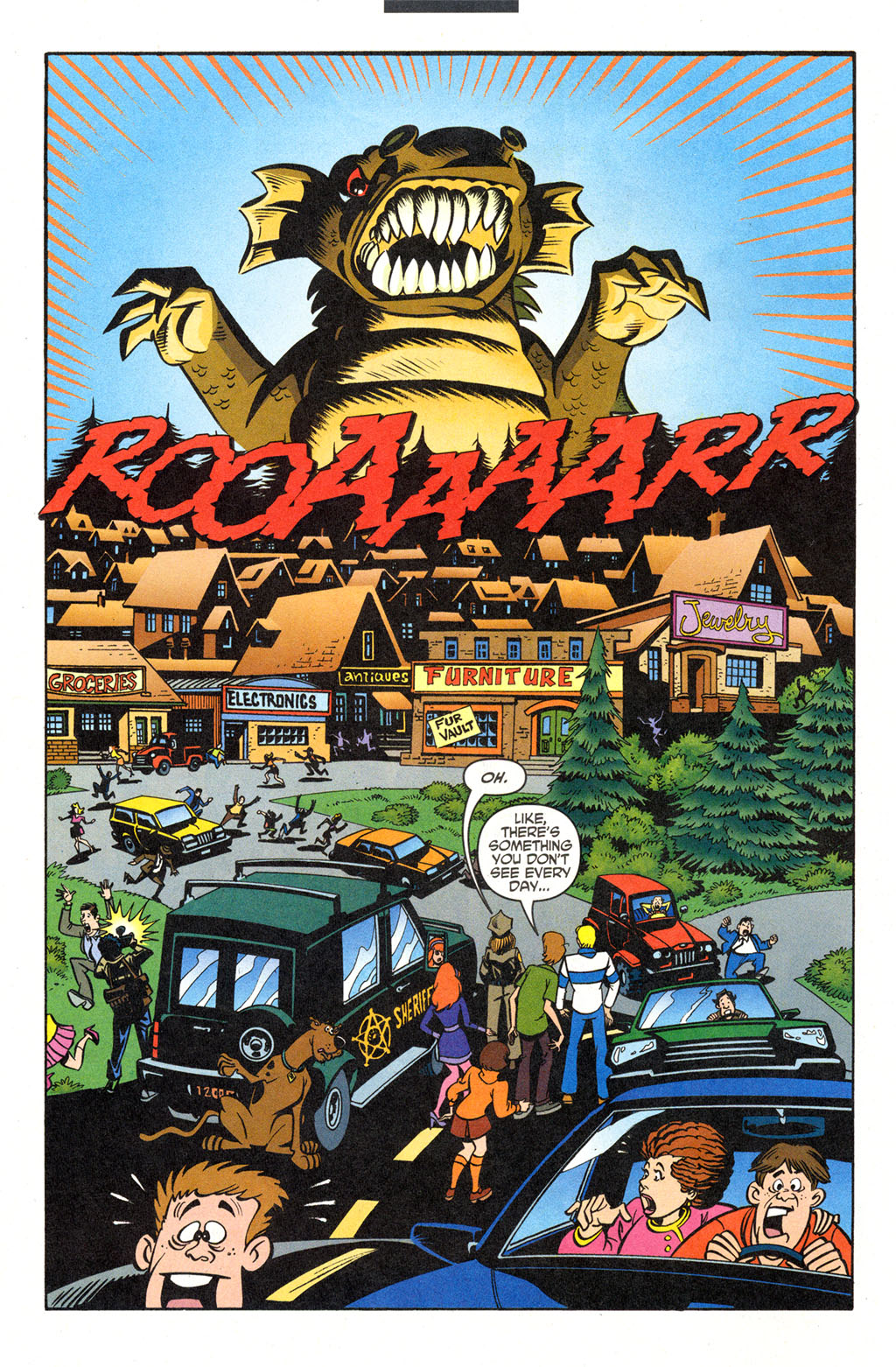 Read online Scooby-Doo (1997) comic -  Issue #96 - 5