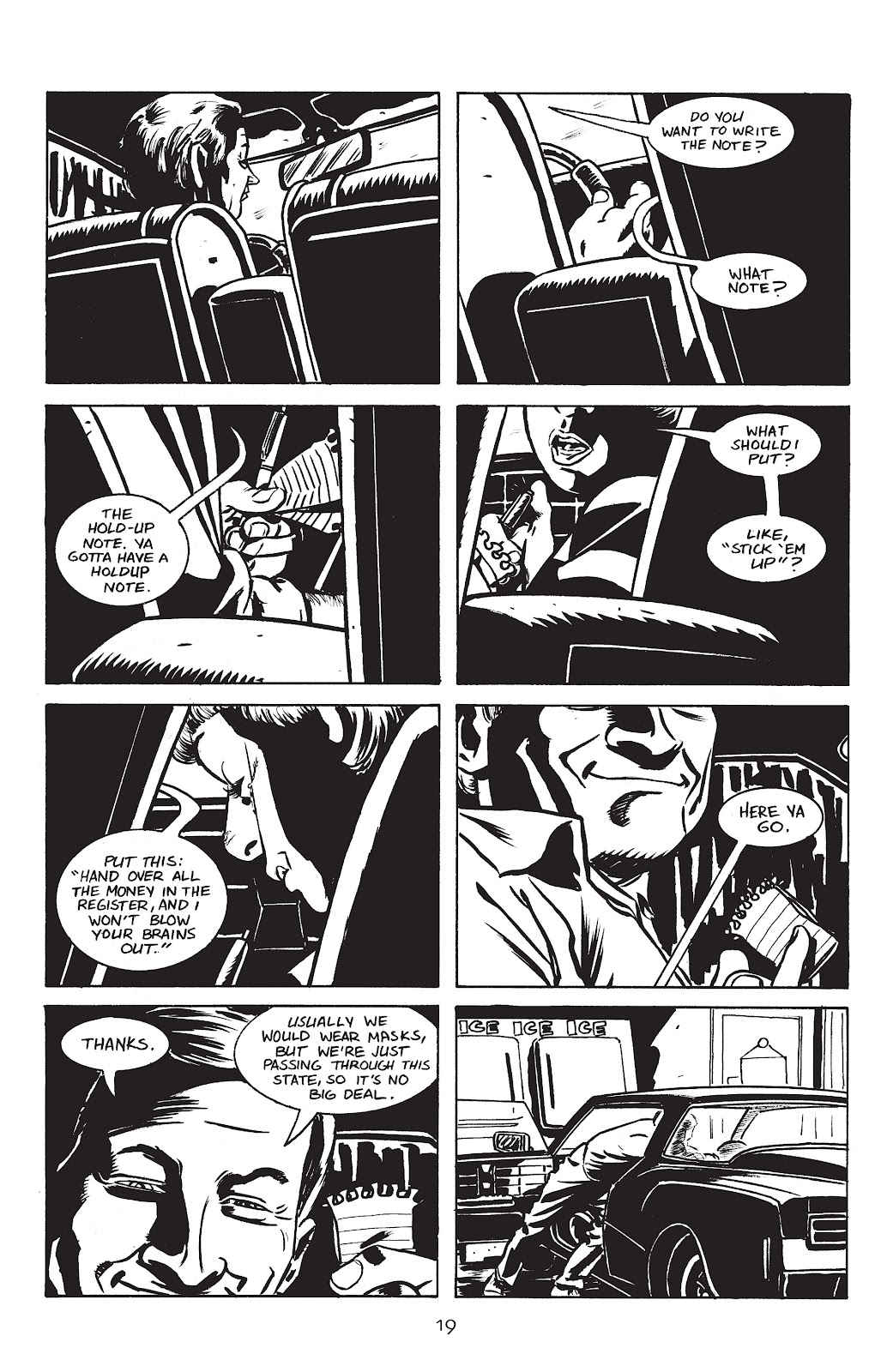 Stray Bullets Issue #4 #4 - English 21