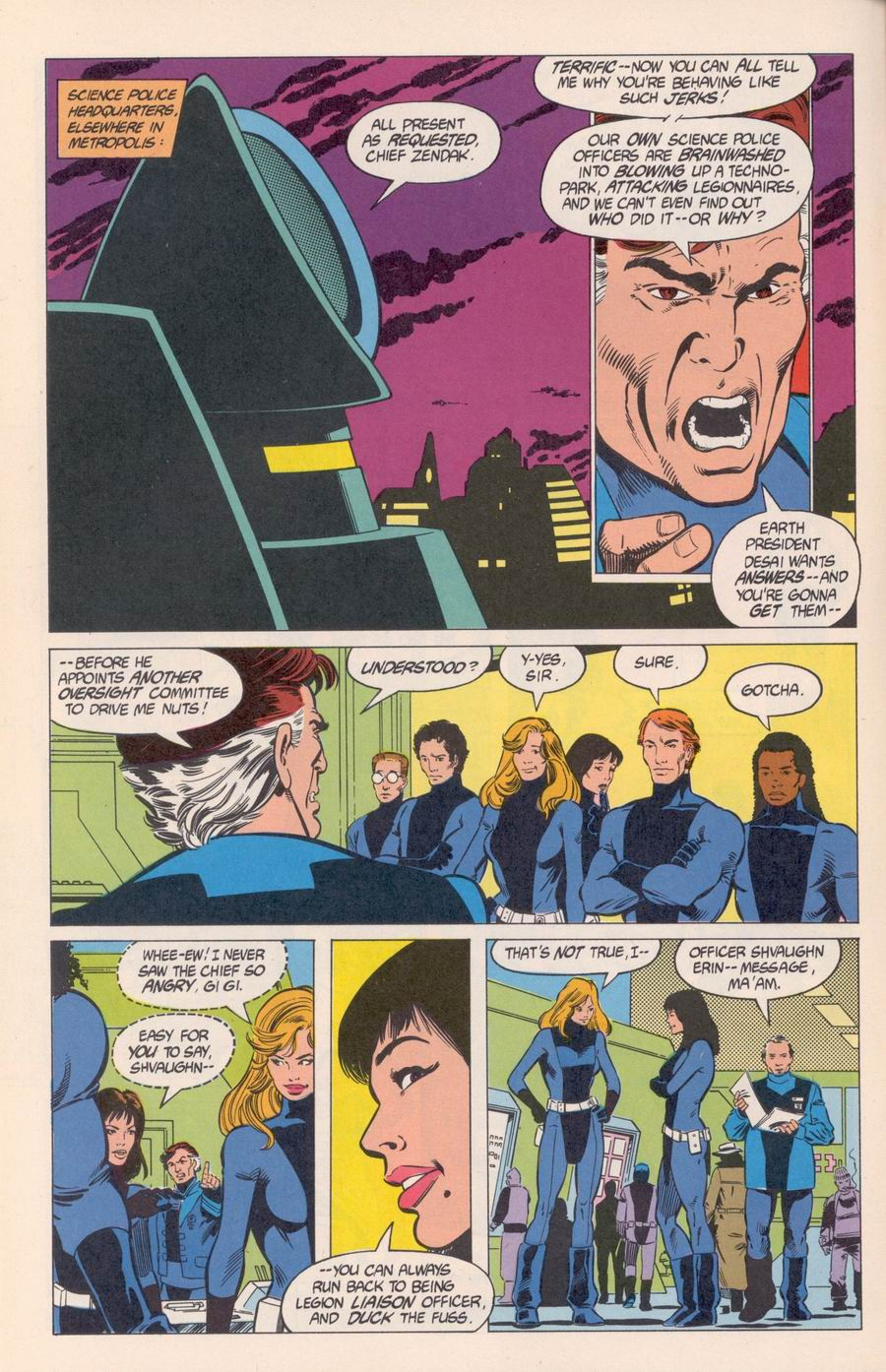 Tales of the Legion Issue #344 #31 - English 7