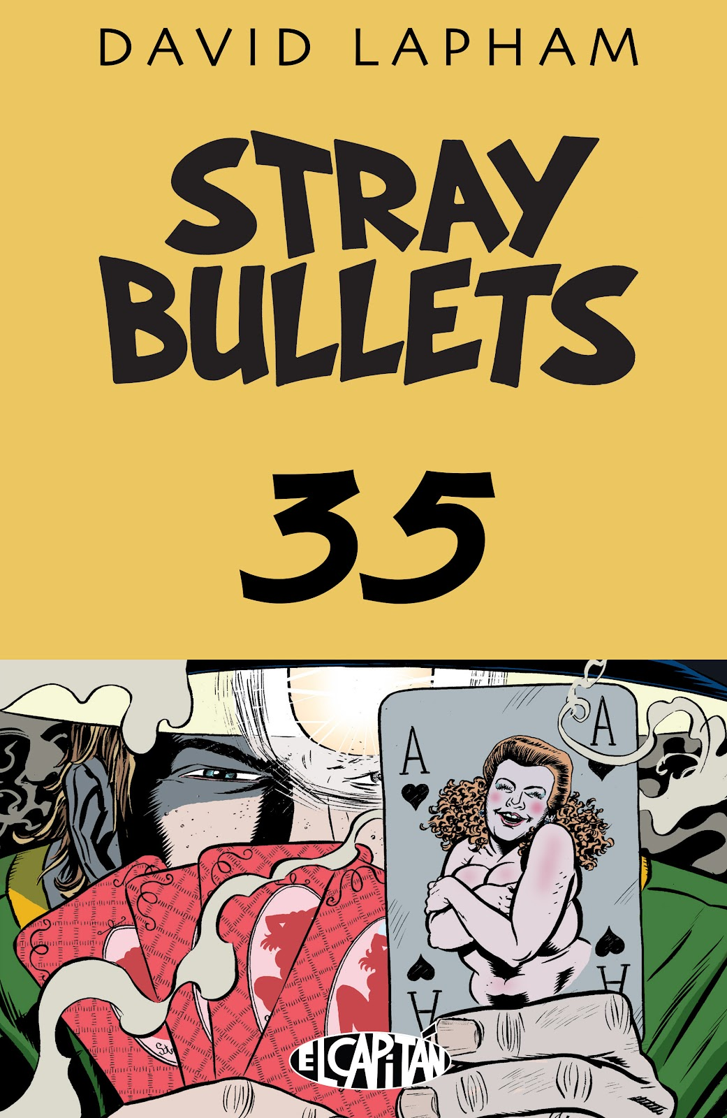 Stray Bullets Issue #35 #35 - English 1
