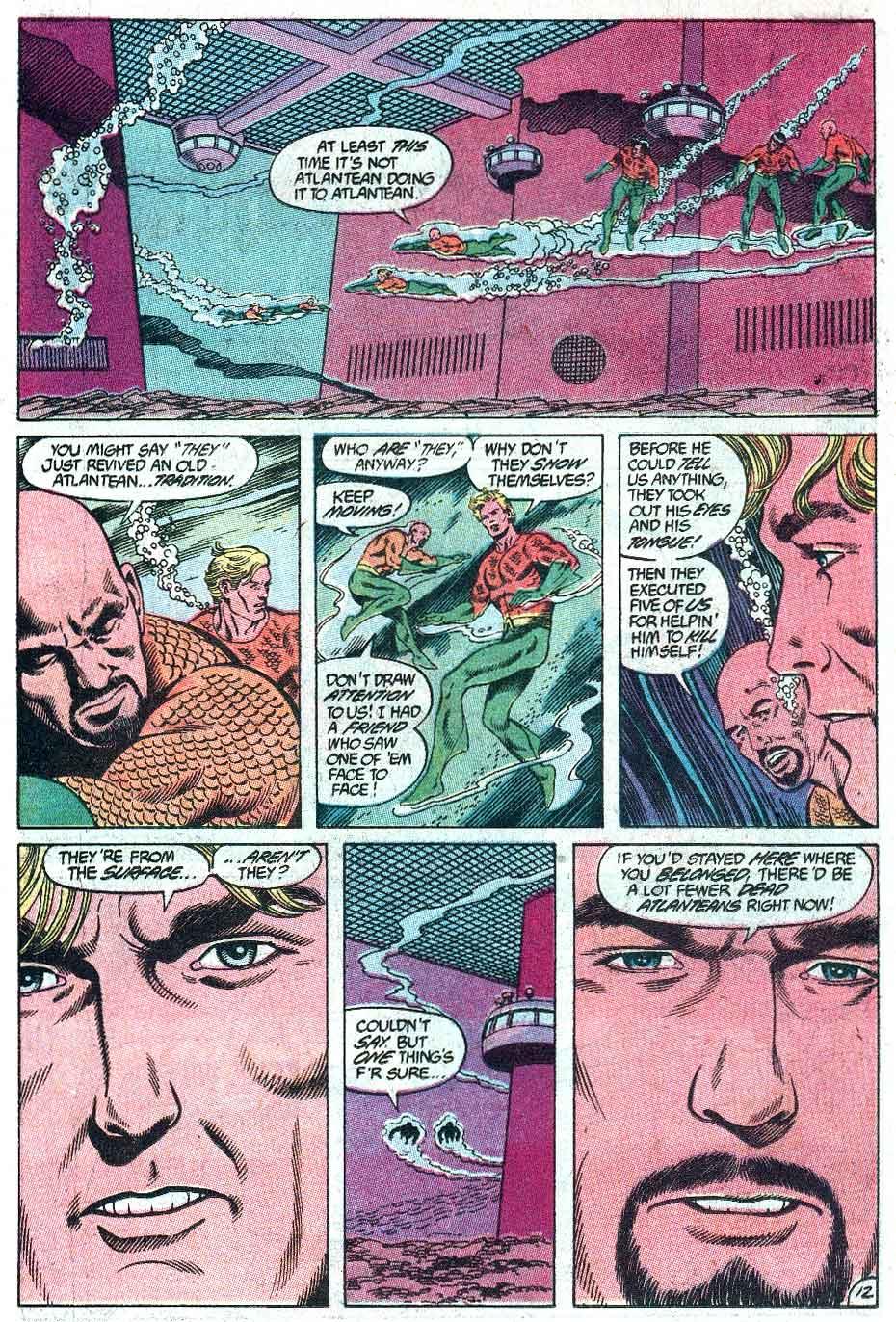 Aquaman (1989) Issue #1 #1 - English 13