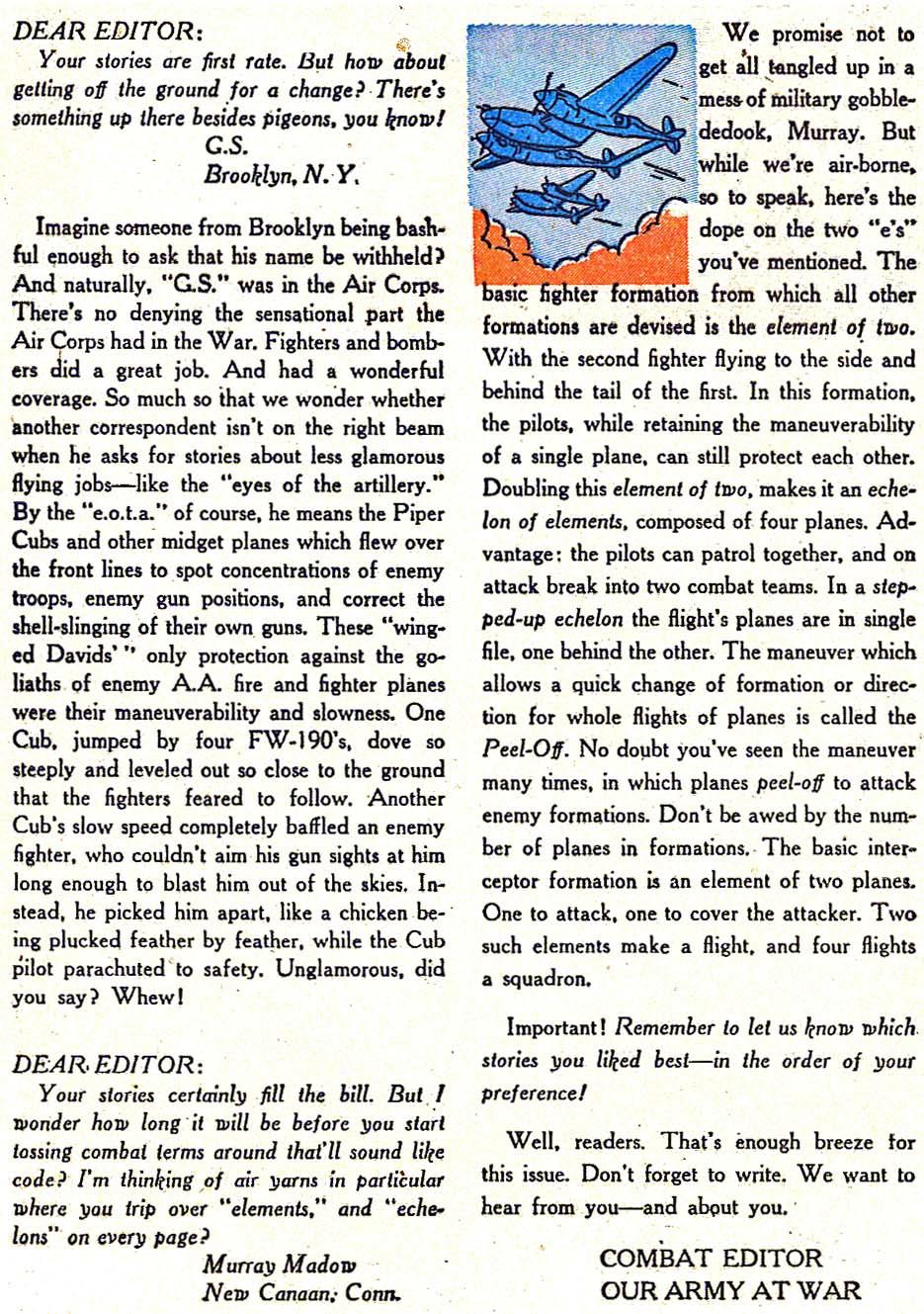 at War (1952) Issue #248 #301 - English 28