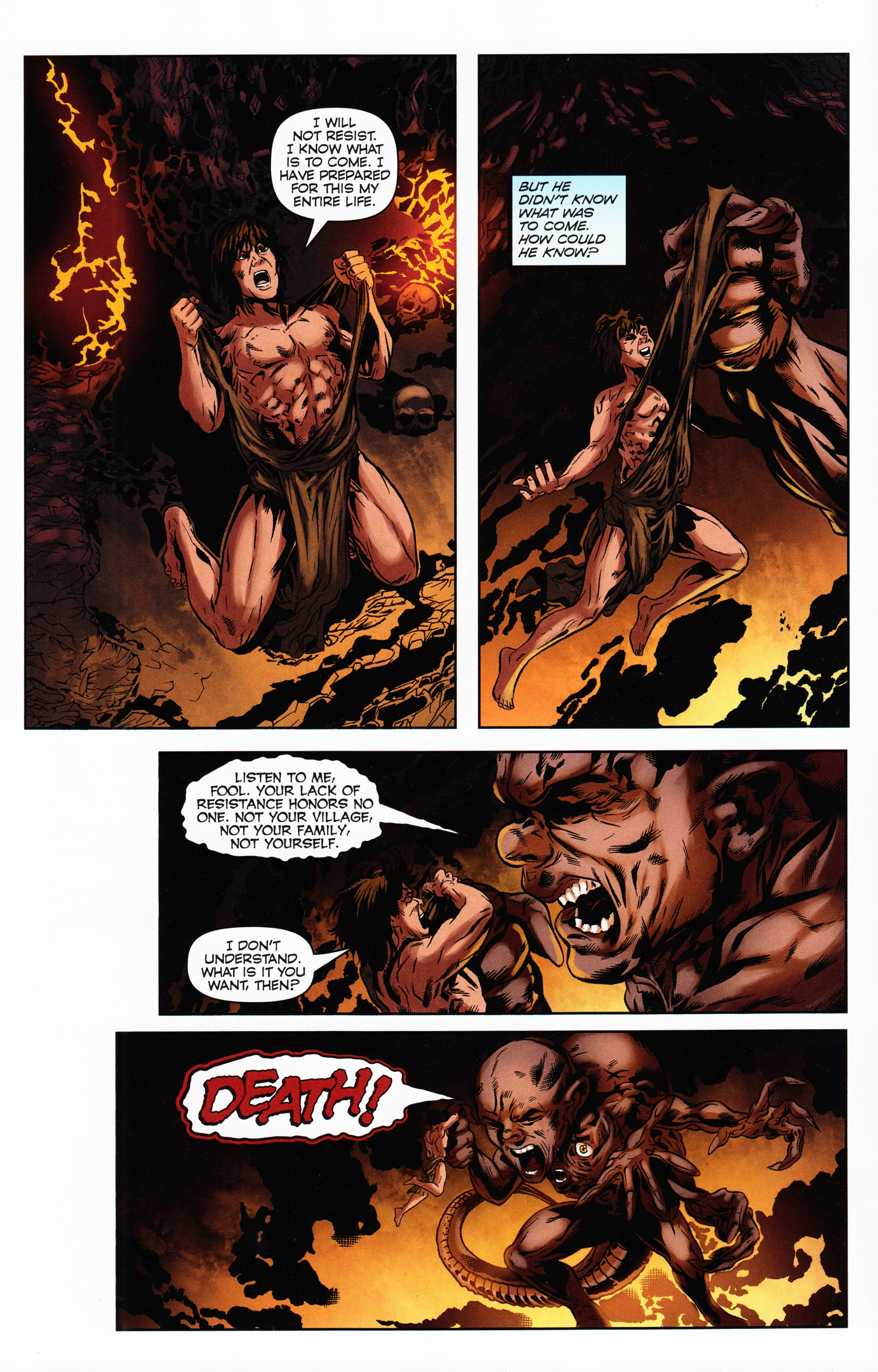 Read online Evil Dead 2: Tales of the Ex-Mortis comic -  Issue #2 - 18