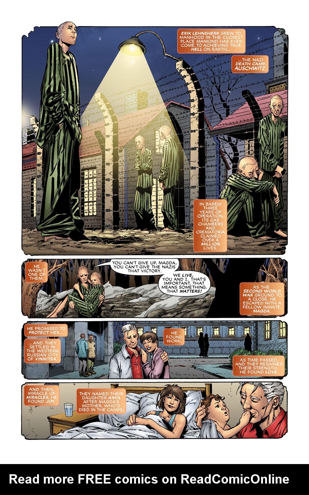 Excalibur (2004) Issue #9 #9 - English 2